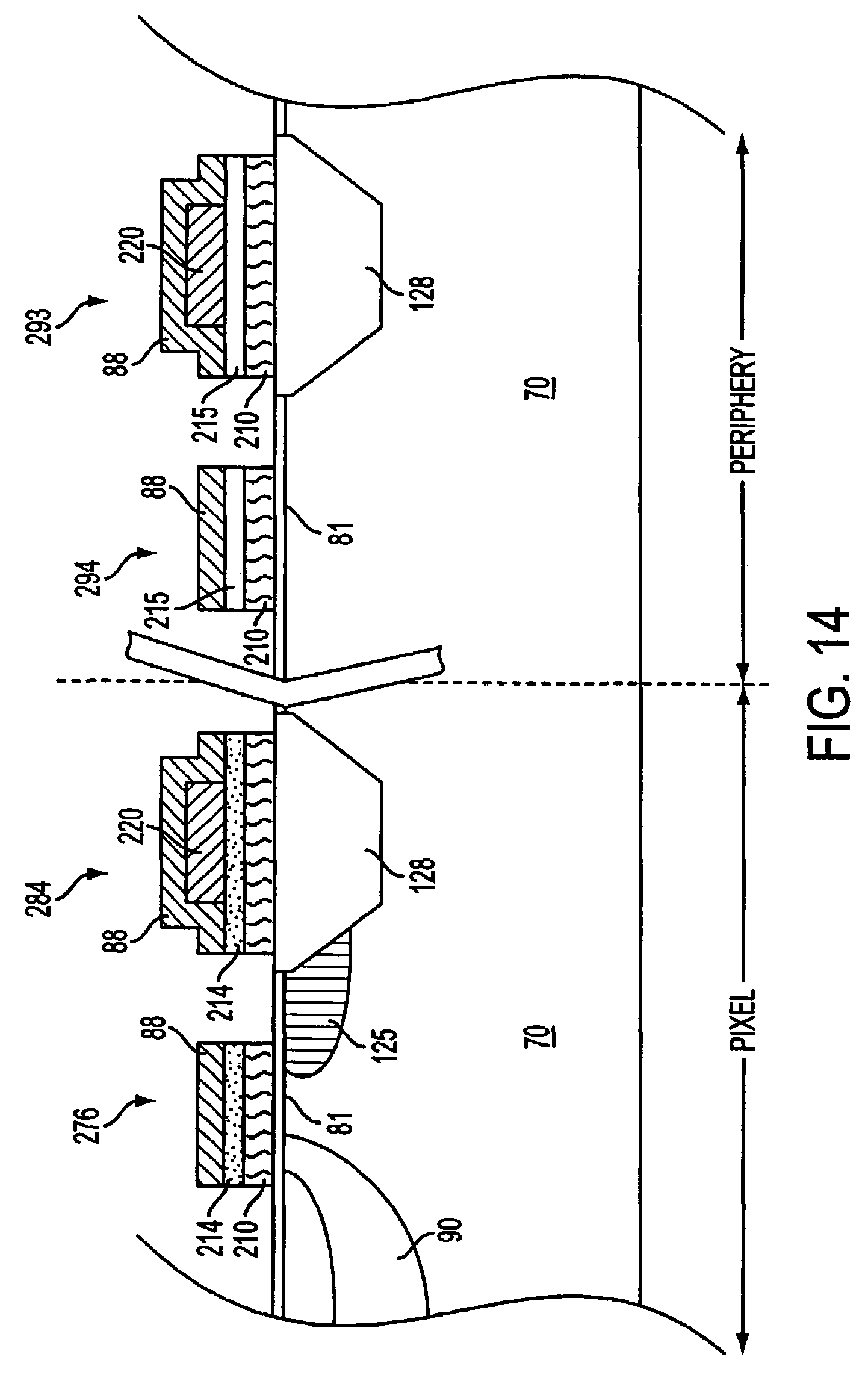 Patent Us7274054 Dual Capacitor Structure For Imagers And Method E67 Wiring Diagram Drawing
