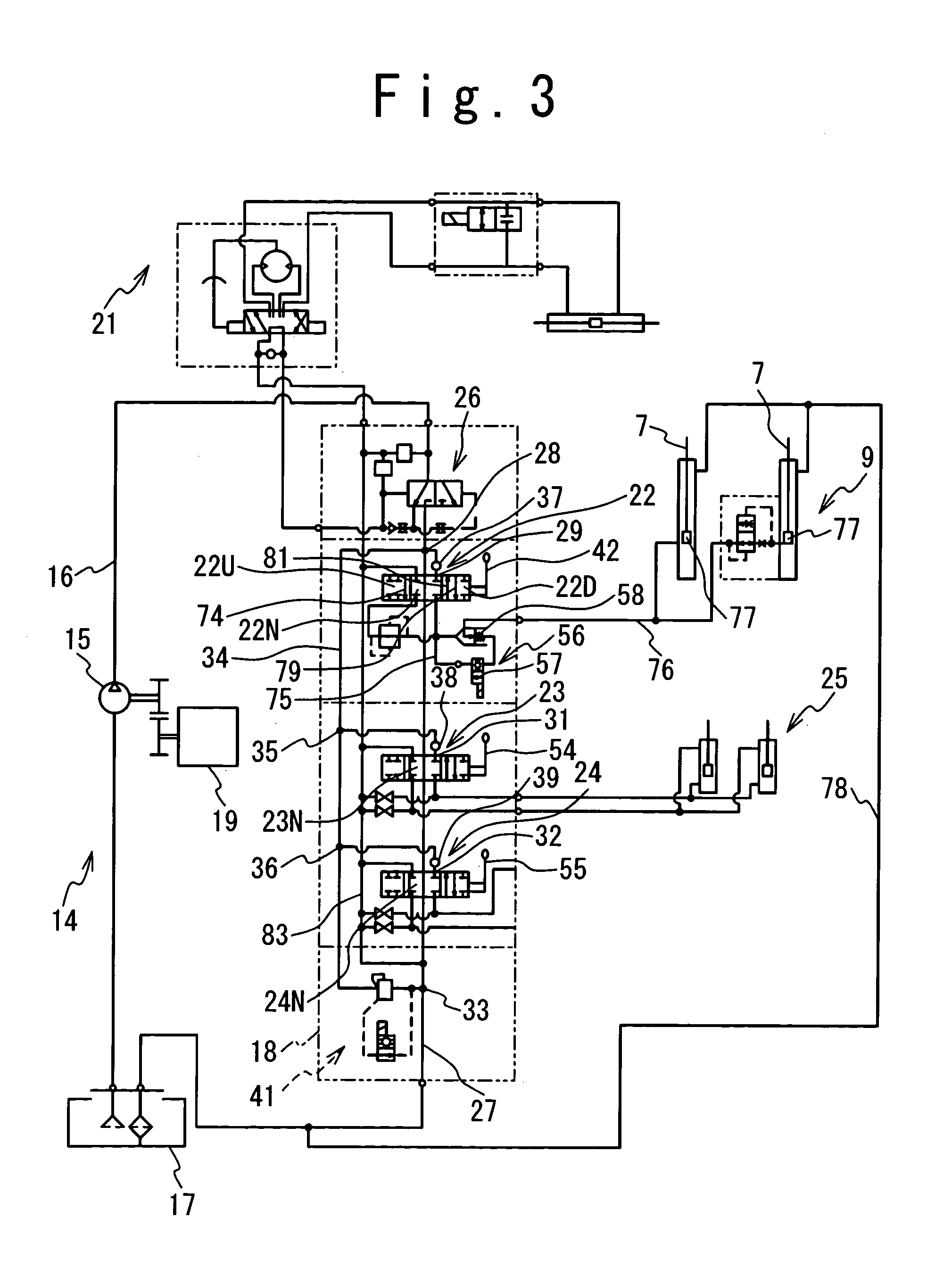 patent us control system of industrial truck and patent drawing