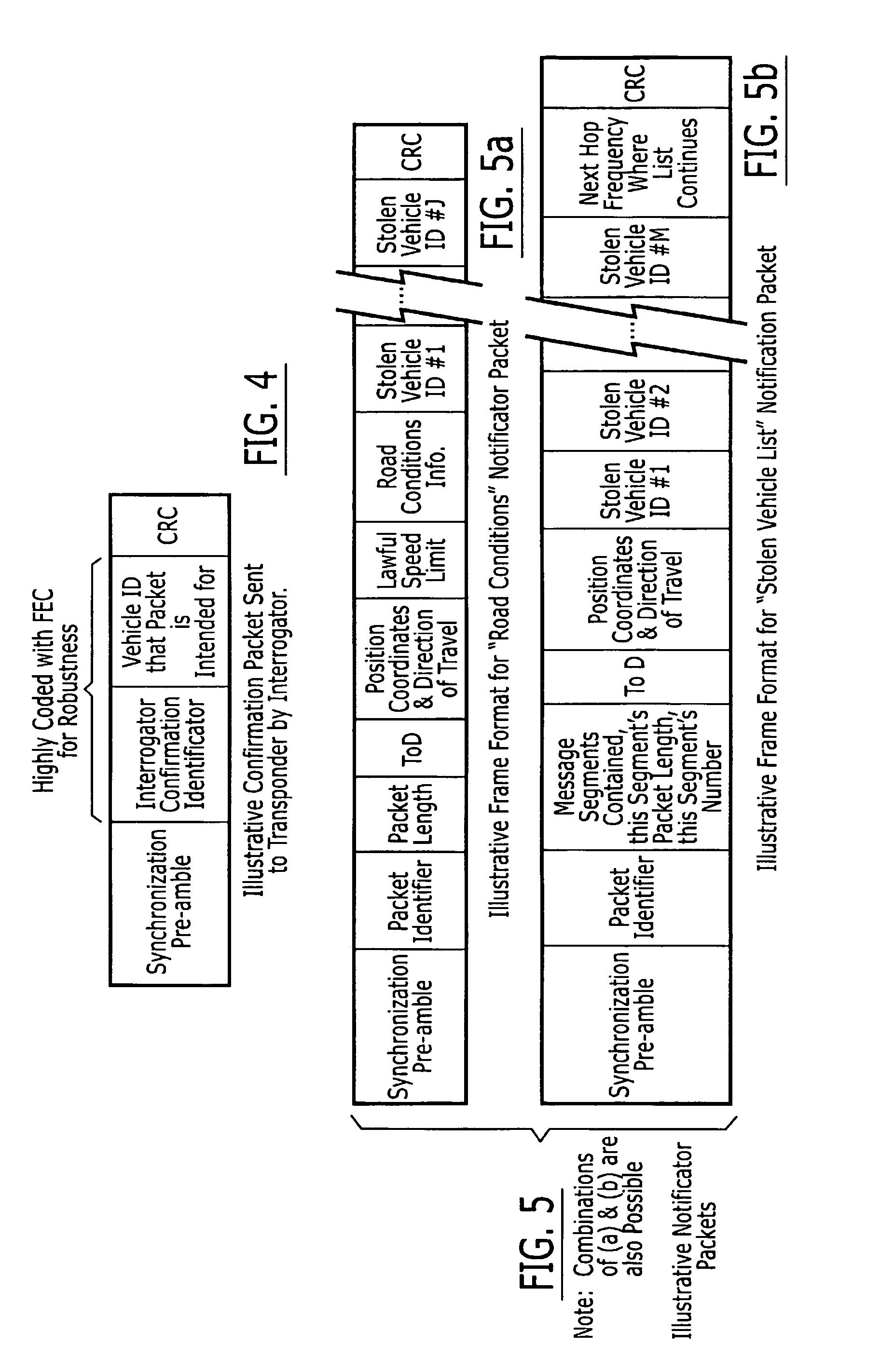Patent Us7286040 Cooperative Vehicular Identification System Minimumcomponent Phono Amp Circuit Diagram Tradeoficcom Drawing