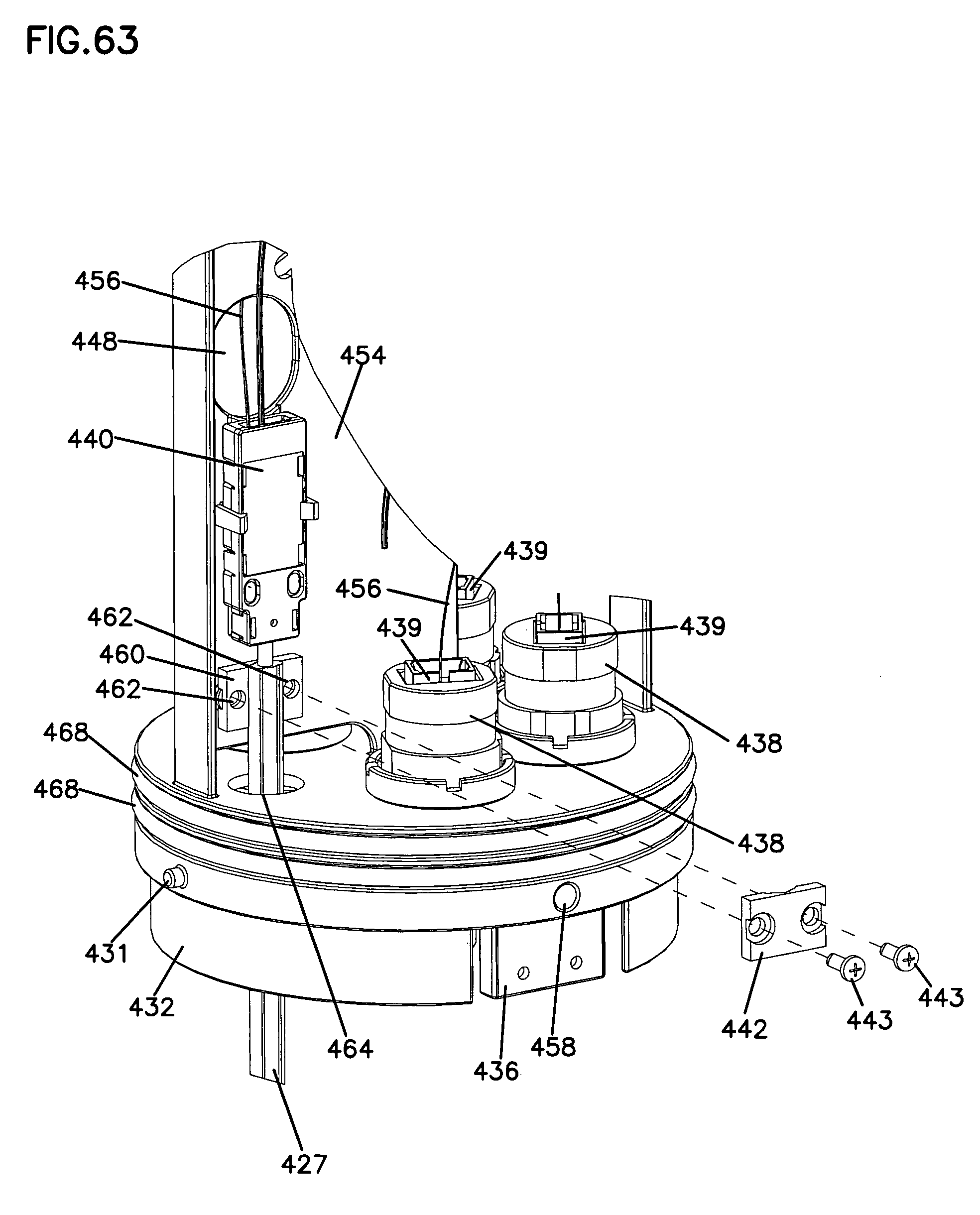 patent us7292763 - fiber access terminal