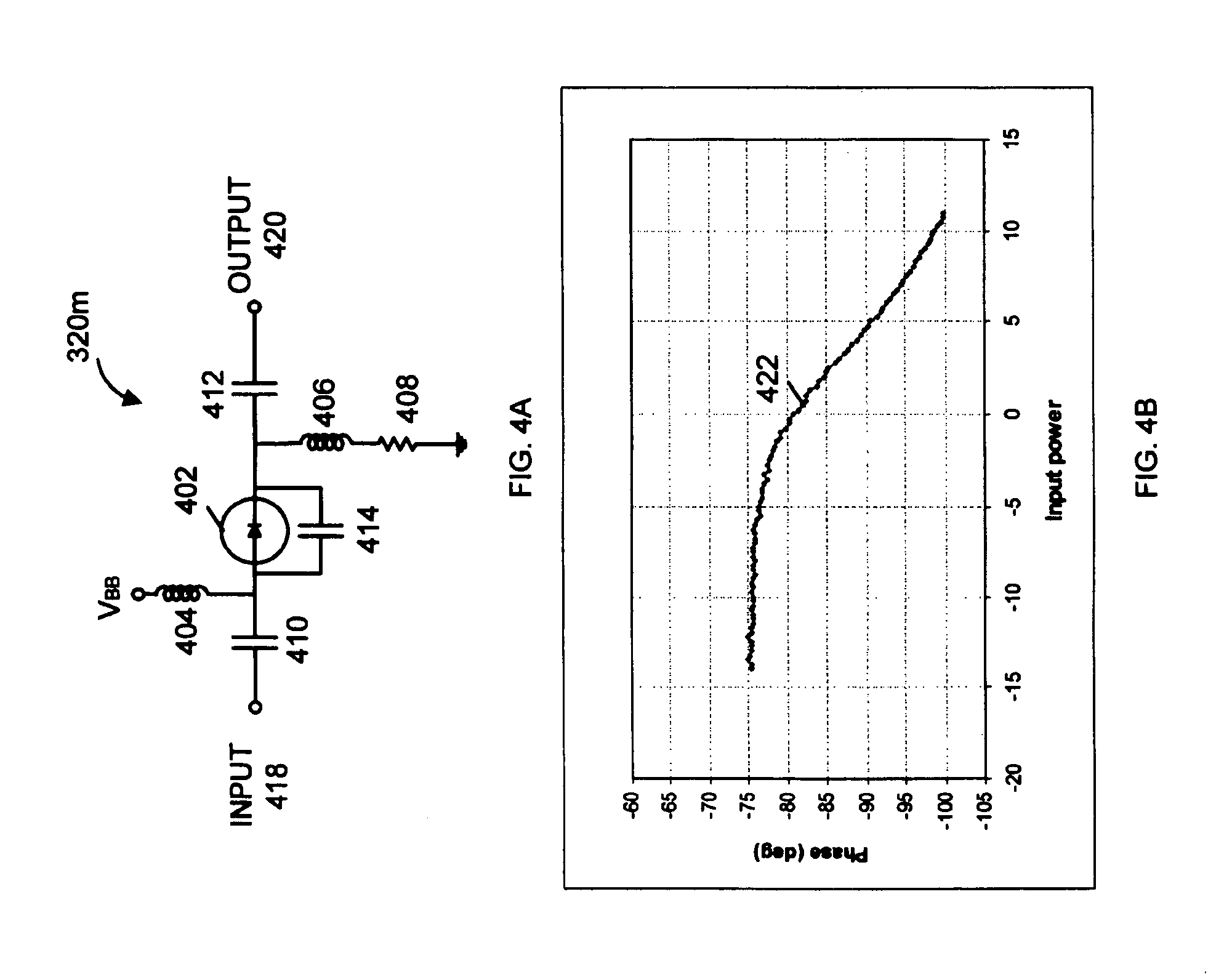 Patent Us7295074 Doherty Power Amplifier With Phase Compensation Frequency Modulationfm Amplifiercircuit Circuit Diagram Drawing