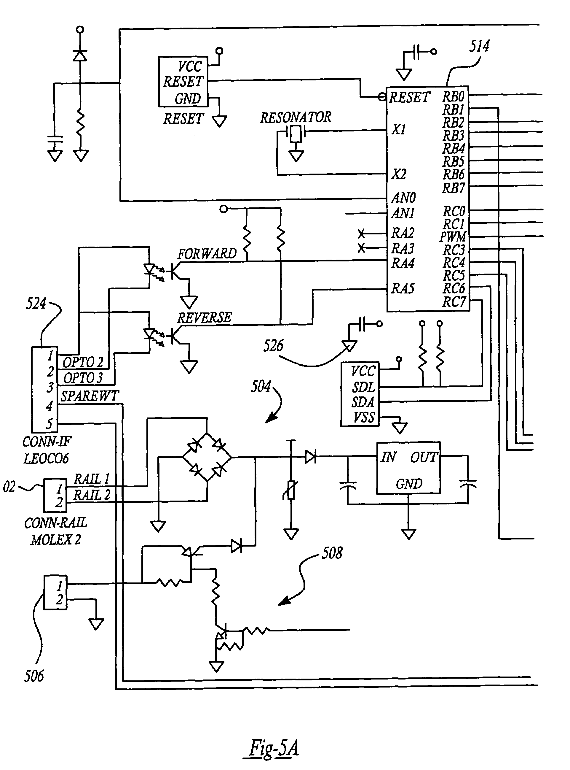 US07298103 20071120 D00003 patent us7298103 control and motor arrangement for use in model  at aneh.co
