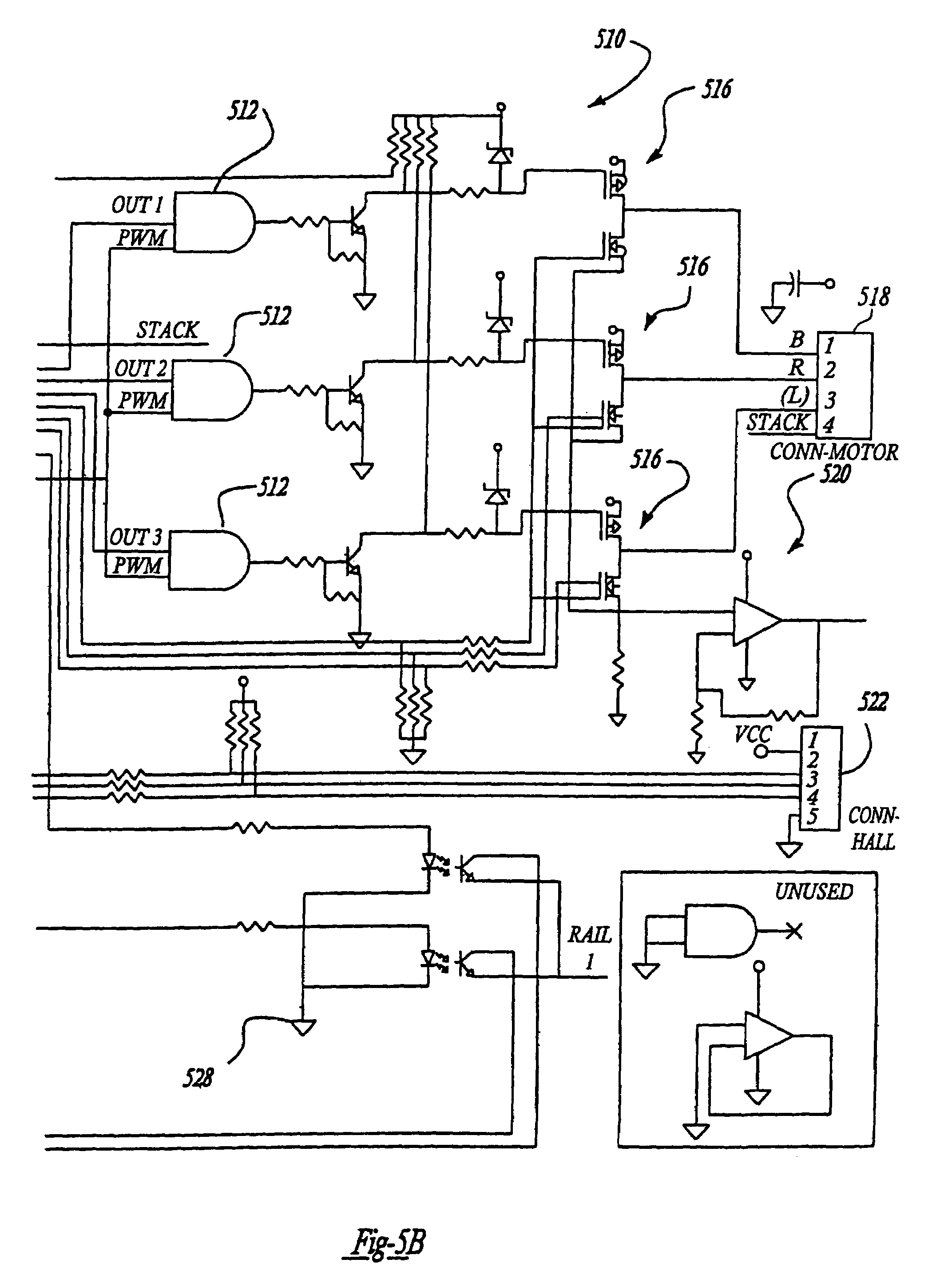 US07298103 20071120 D00004 patent us7298103 control and motor arrangement for use in model  at aneh.co