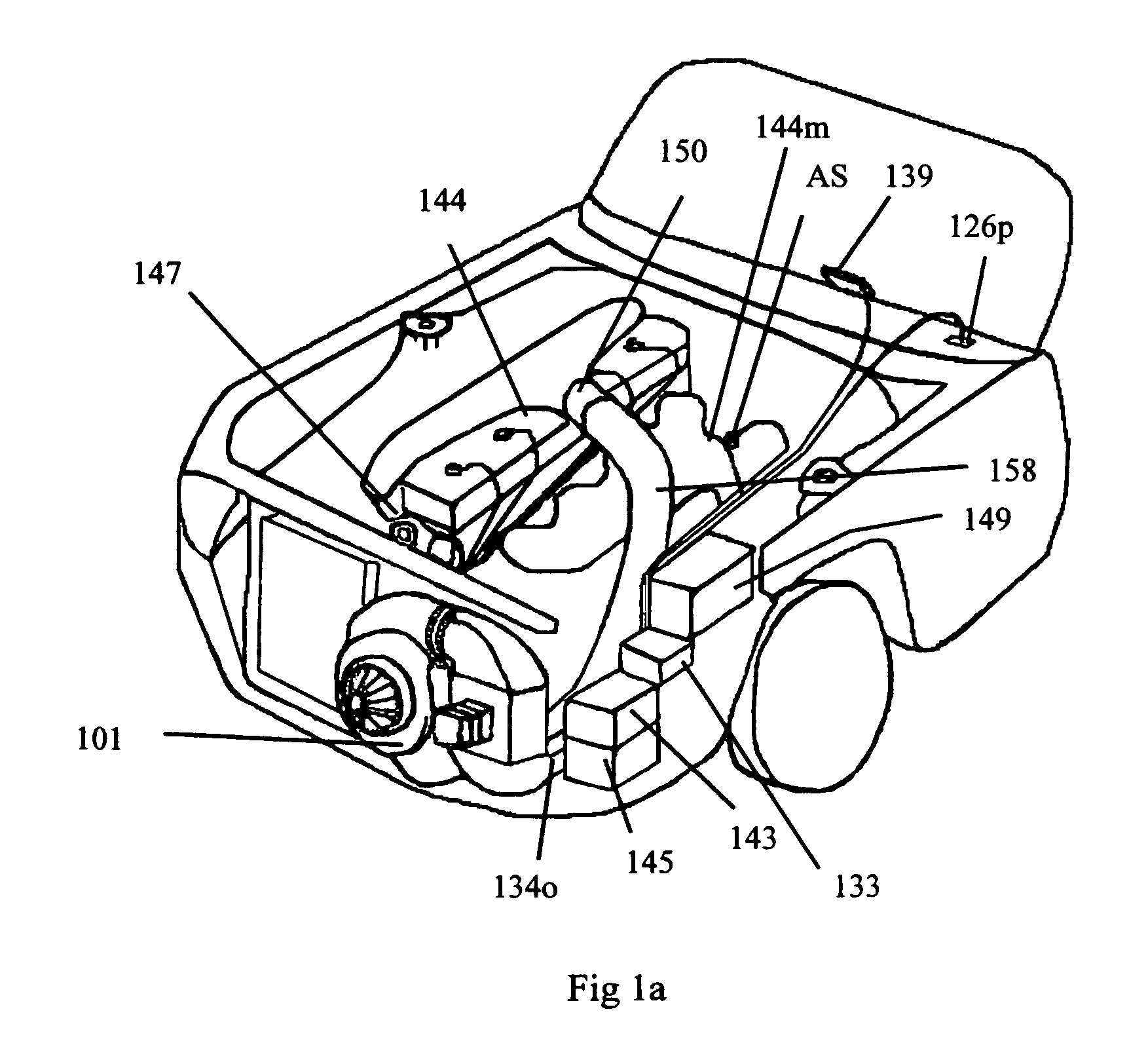 advanced combustion engine diagram of