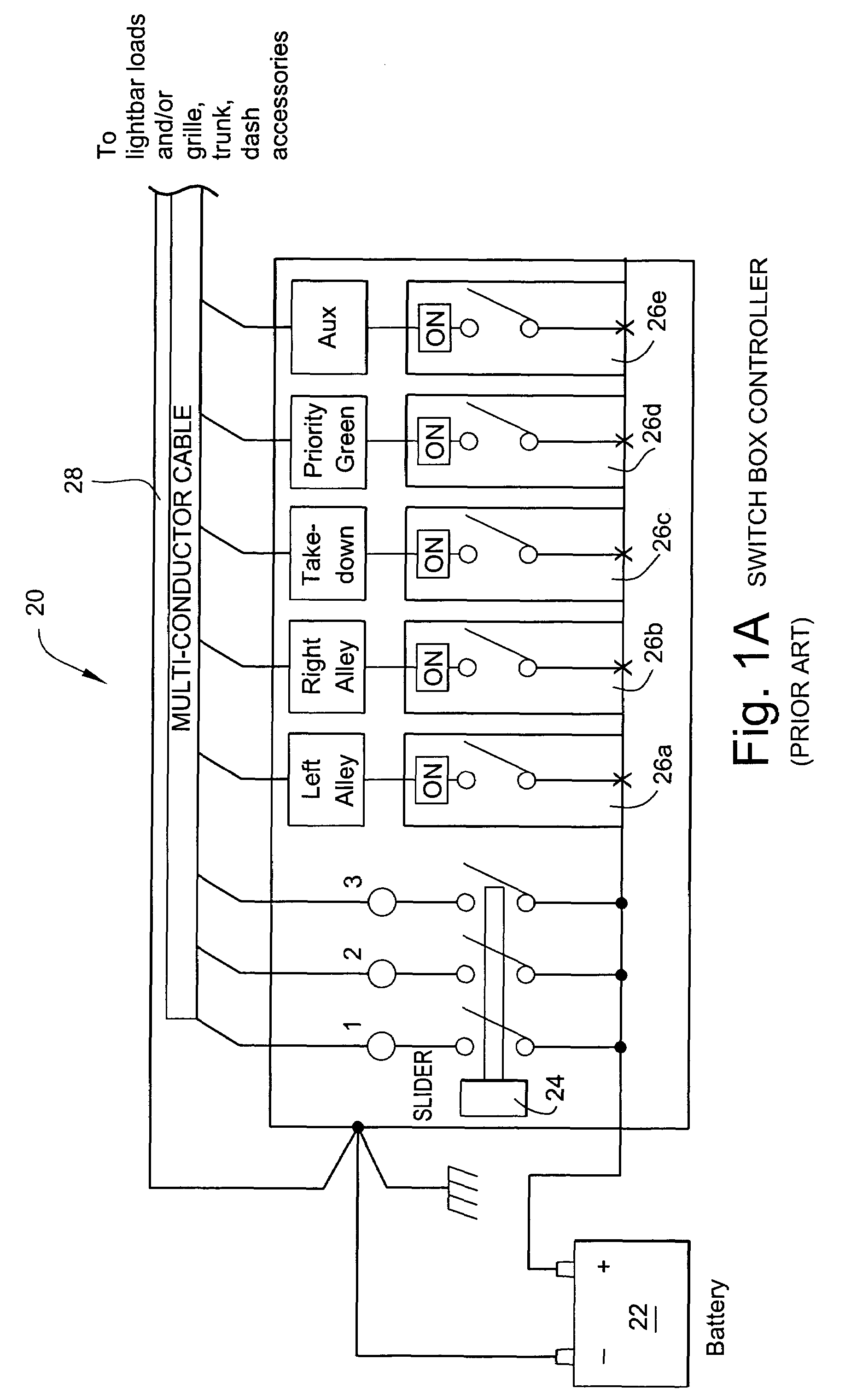 US07304567 20071204 D00002 patent us7304567 method and apparatus for communicating control 3 -Way Switch Wiring Methods at edmiracle.co