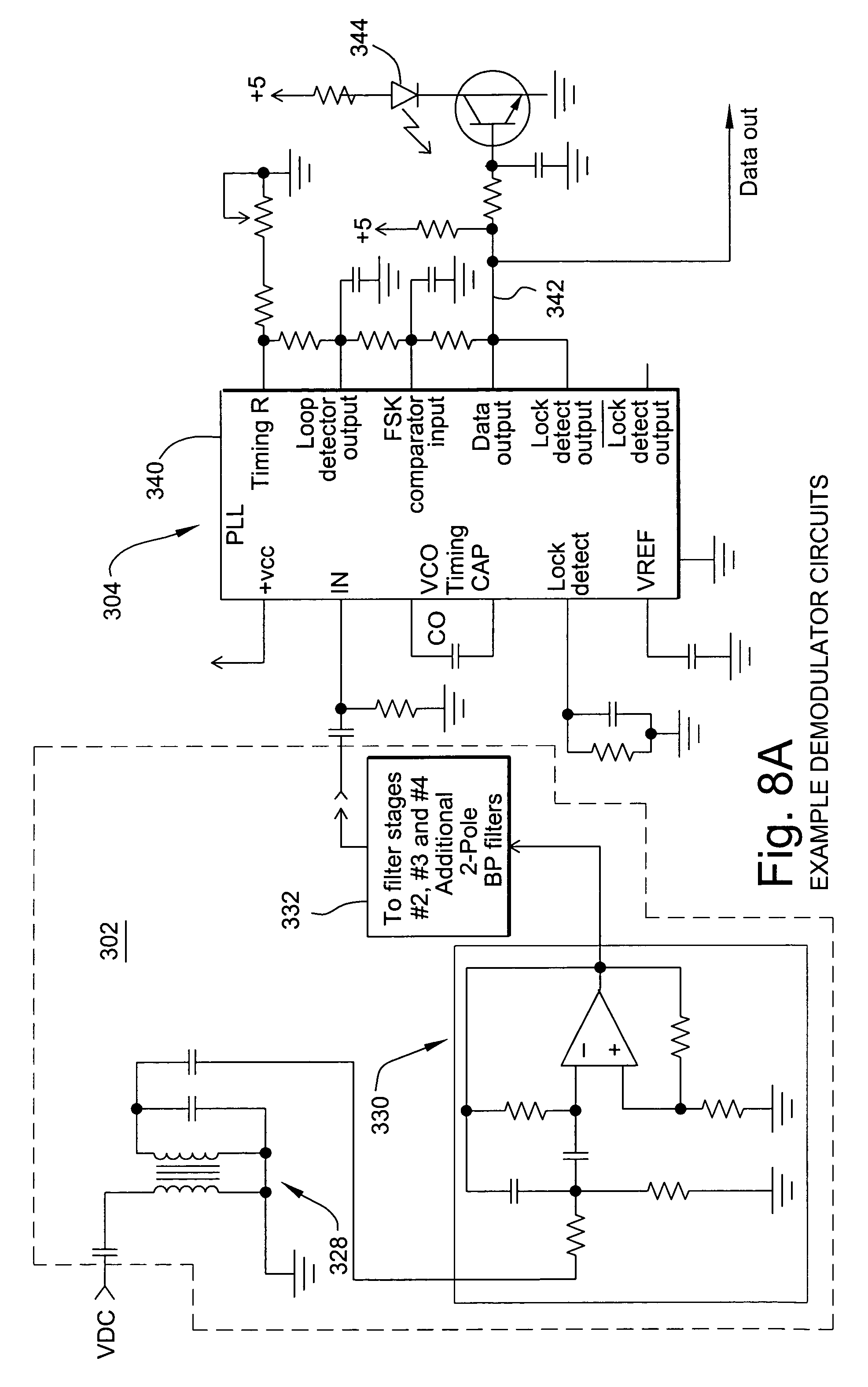 US07304567 20071204 D00009 patent us7304567 method and apparatus for communicating control code 3 mx7000 wiring diagram at sewacar.co