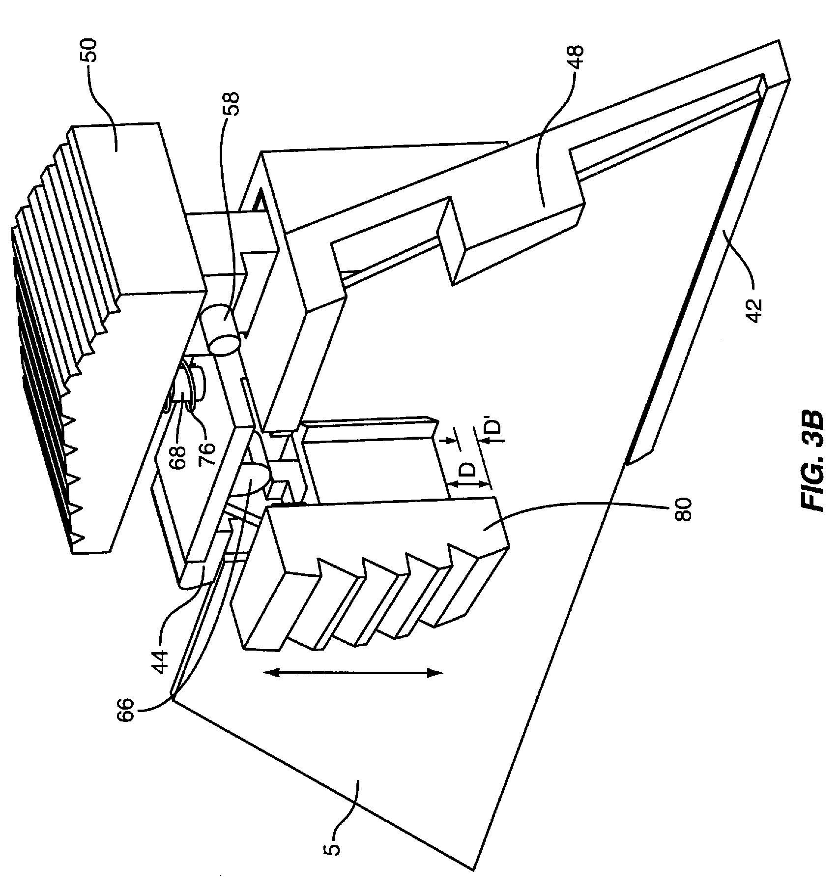 Patent US7305770 - Releasable Blade Locking Mechanism For Utility Knife - Google Patents