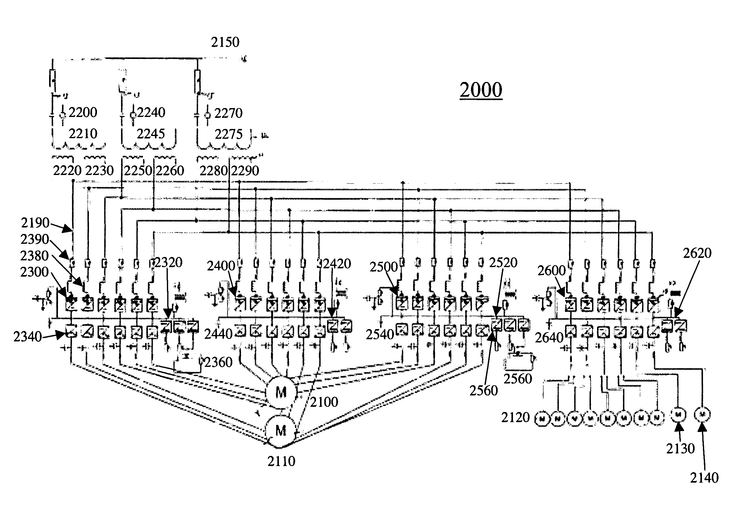 patent us systems for managing electrical power google patent drawing