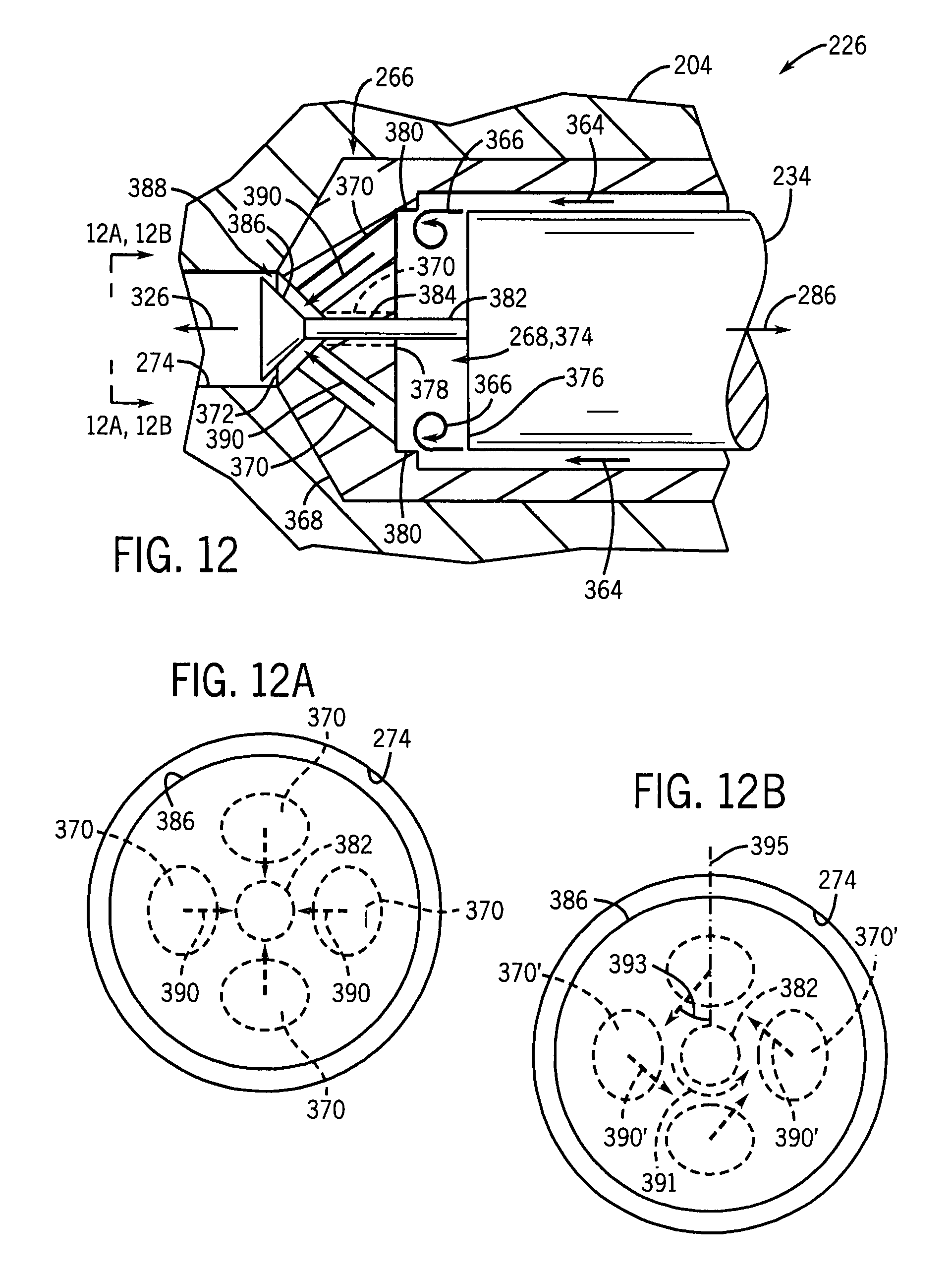 1965 ford 390 alternator wiring