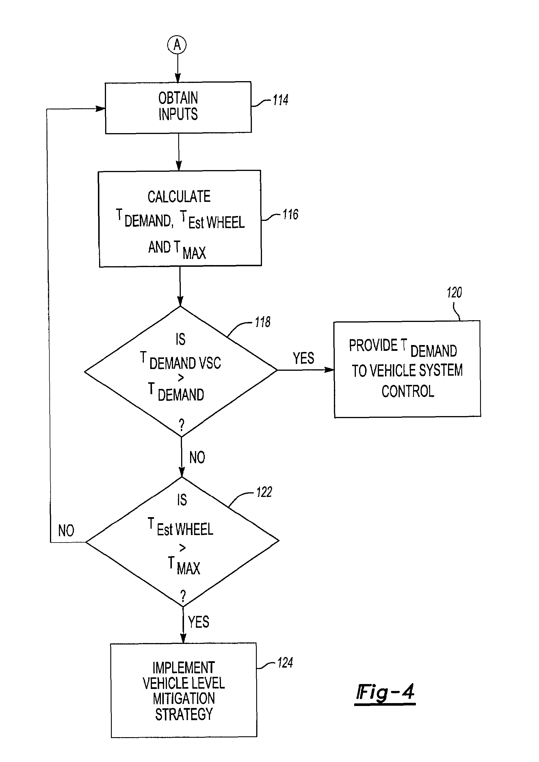 Torque Monitoring System : Patent us vehicle torque monitoring system