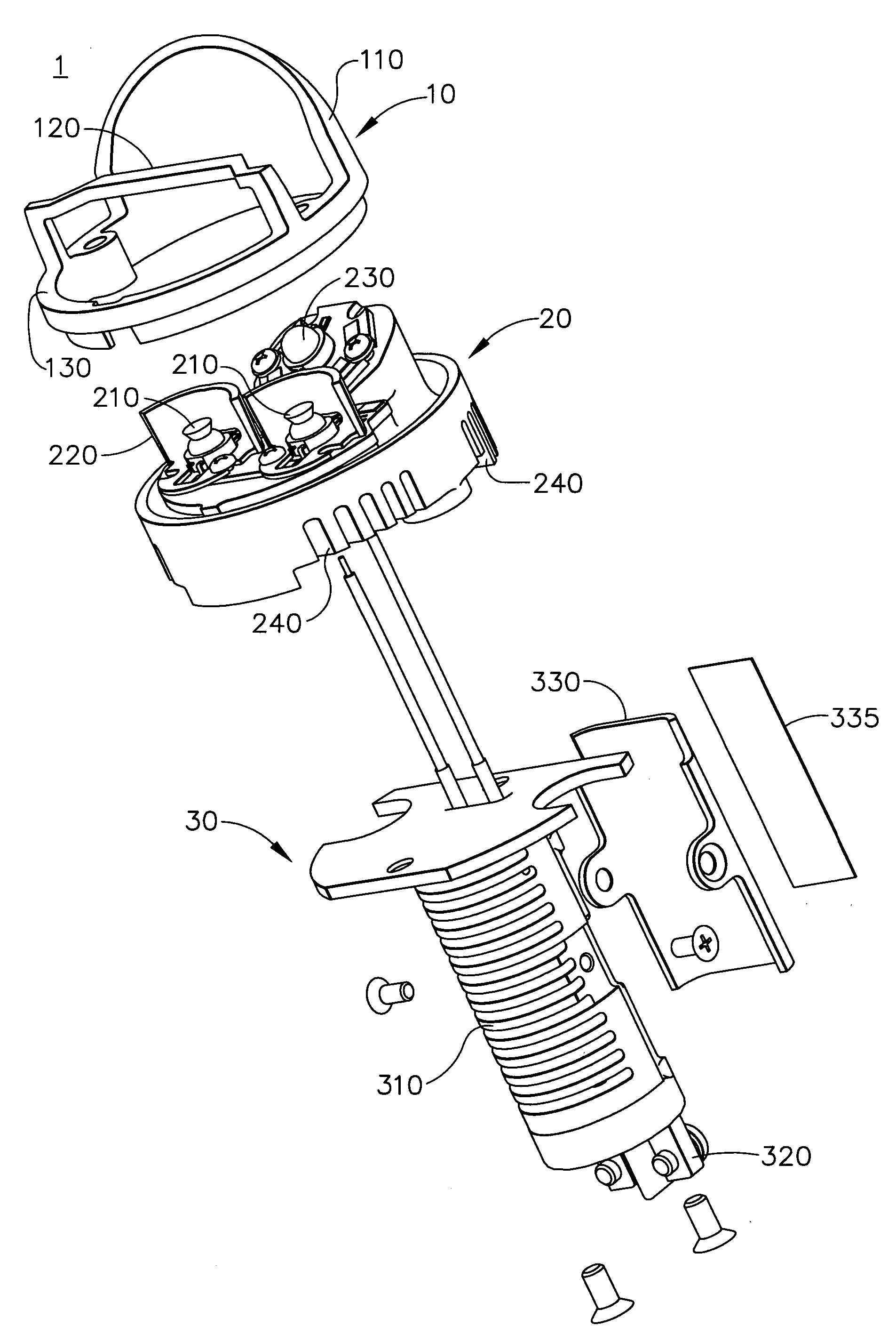 patent us7314296