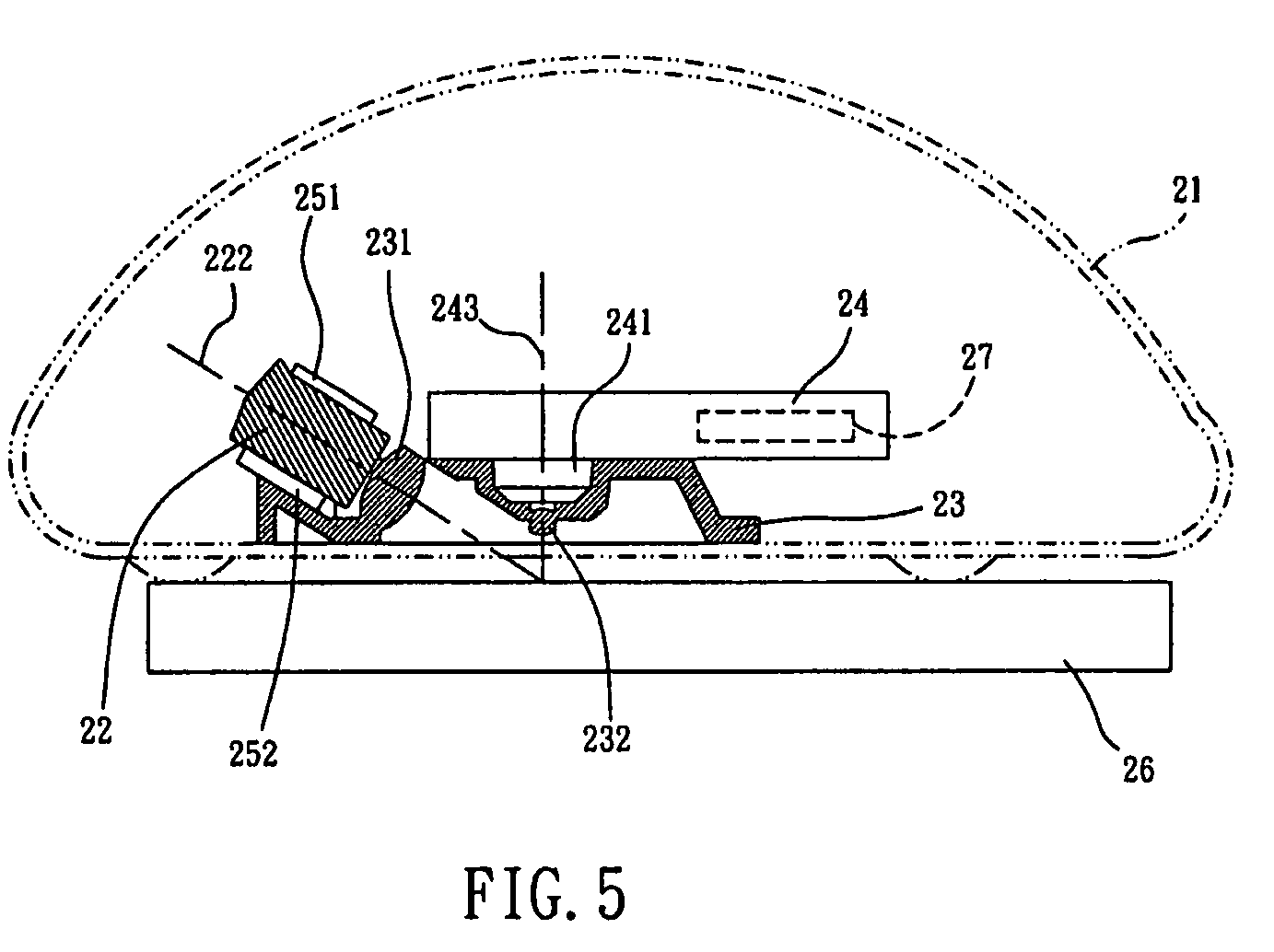 block diagram of mouse – hackfisher, Wiring block