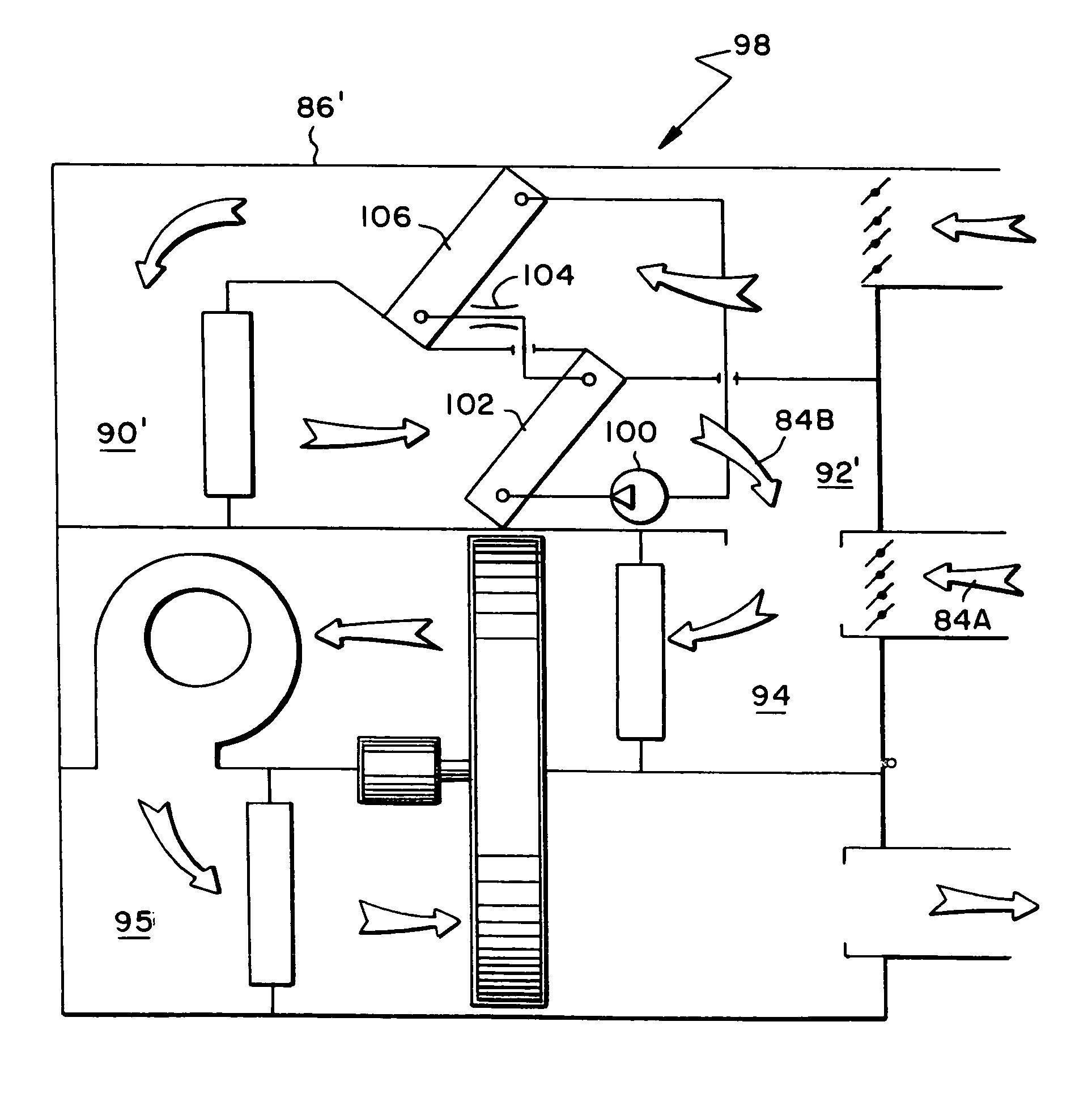 Patent Us7340906 Hvac Desiccant Wheel System And Method Google Control Logic Diagram Drawing