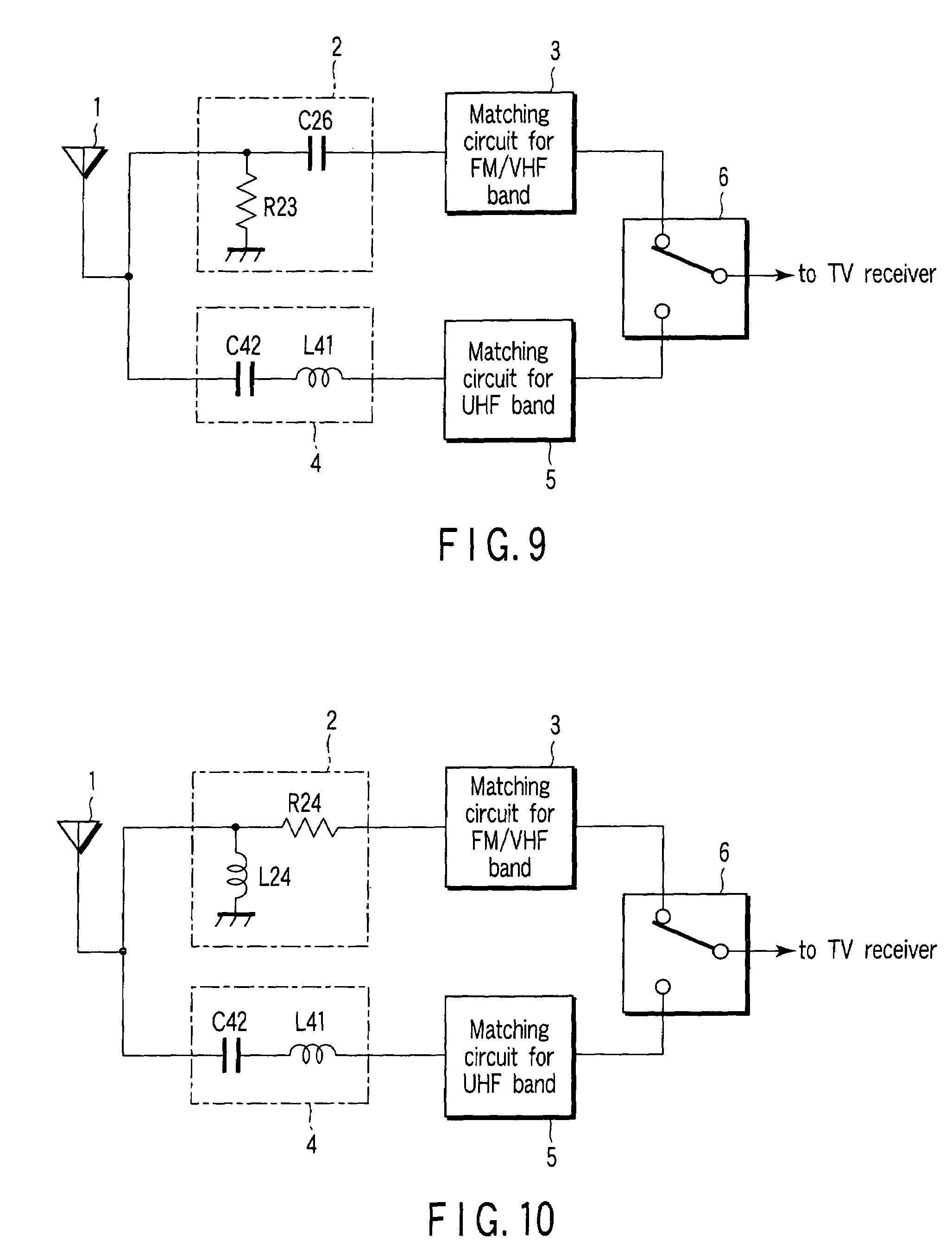 Patent Us7348931 Unbalanced Power Feeding Antenna Device For L24 Engine Diagram Drawing