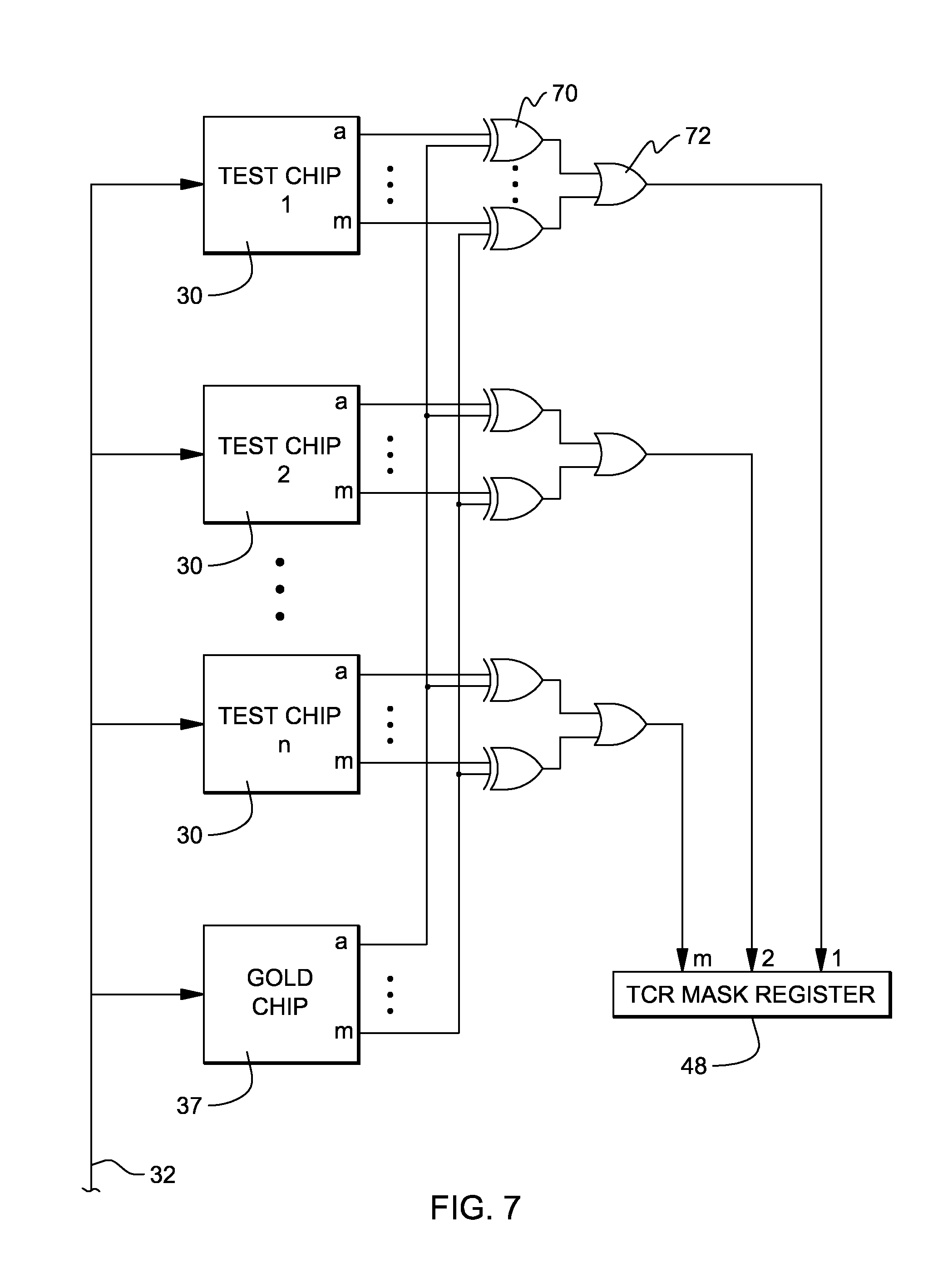 Patent Us7350108 Test System For Integrated Circuits Google Patents Untested Circuit Diagrams Of Electronic Temperature To Free Drawing