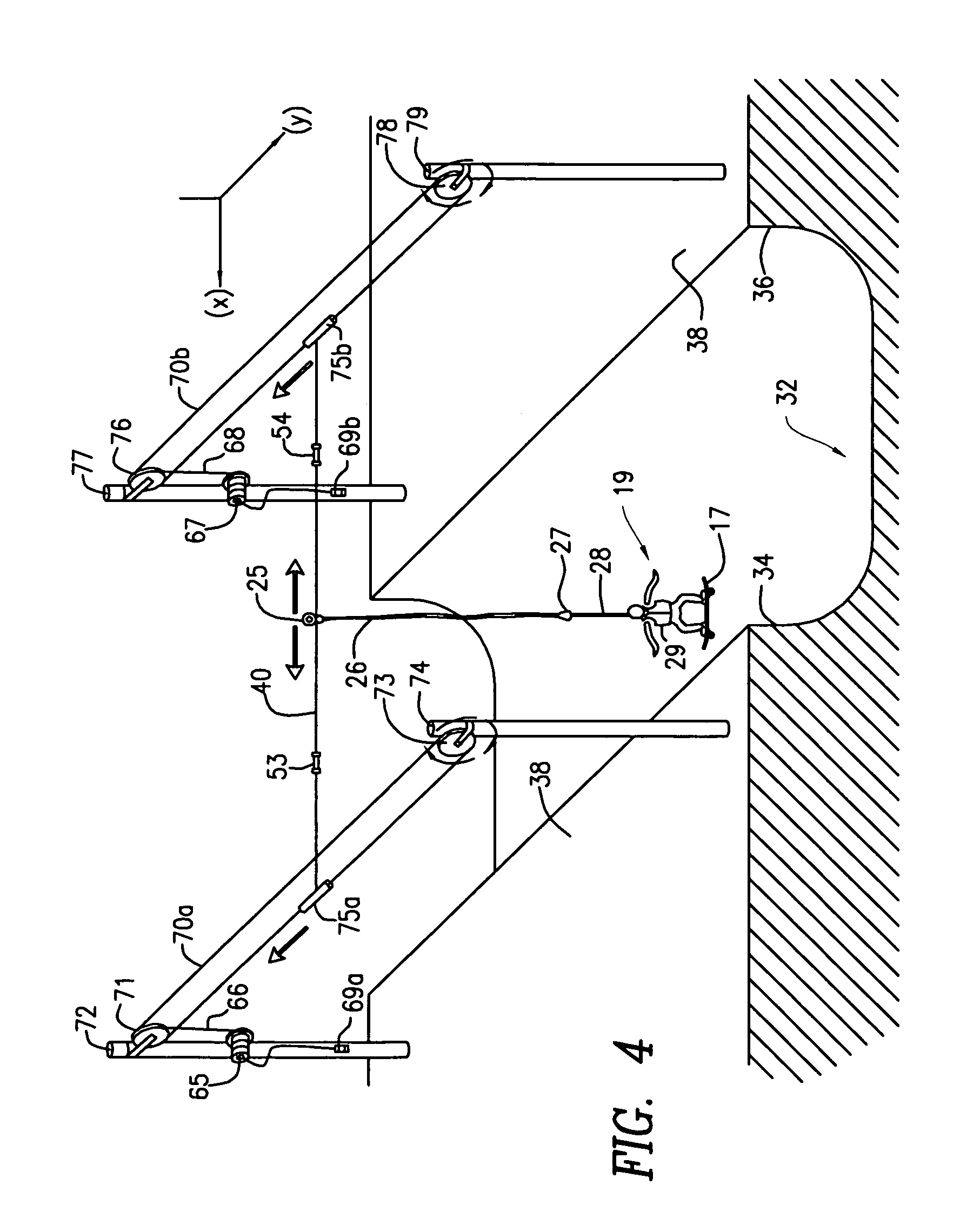 patent us7351155 half pipe harness safety system google patents
