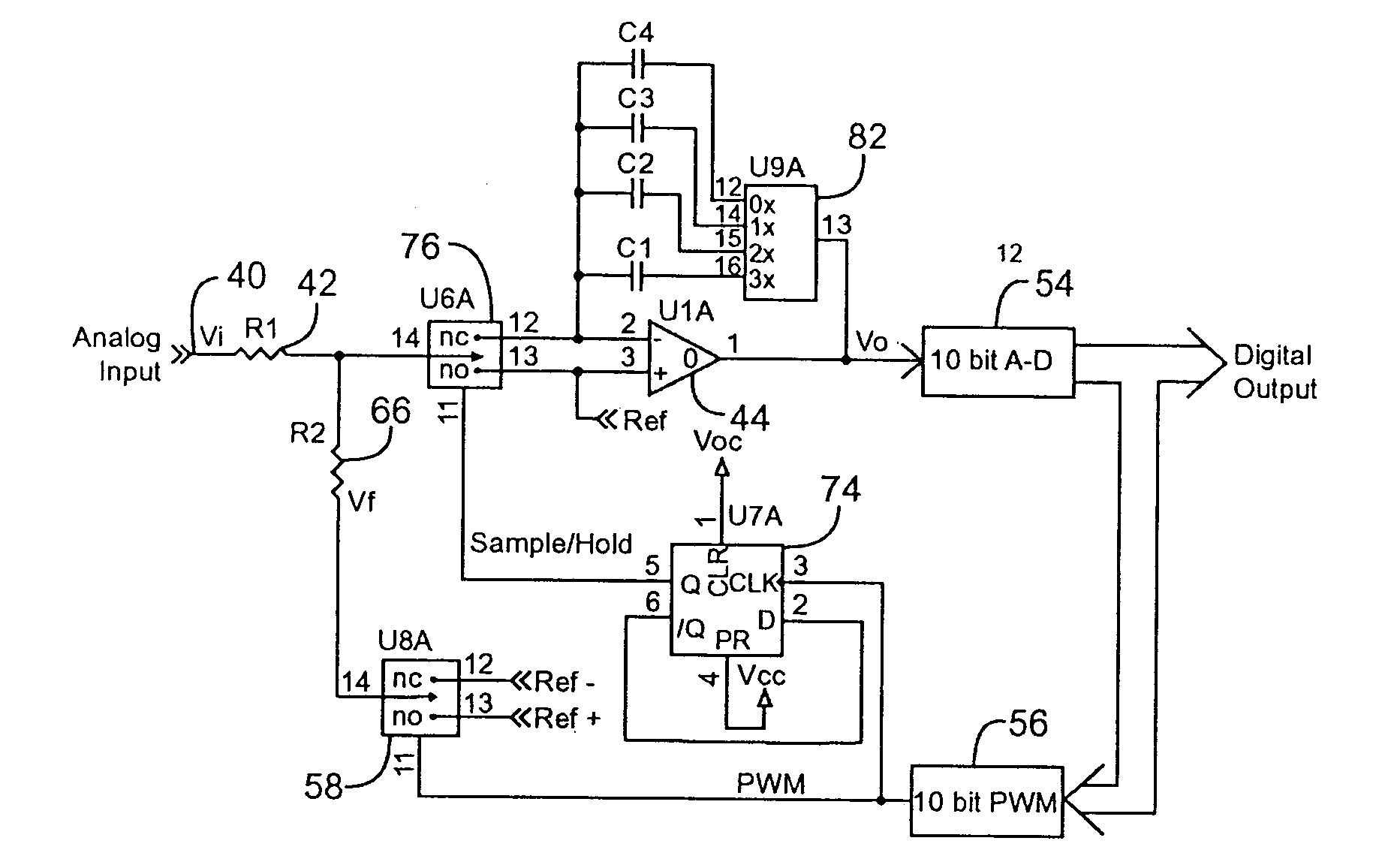 adc circuit diagram ireleast info knox box 3b wiring diagram 4runner fuse box diagram gm crank wiring circuit
