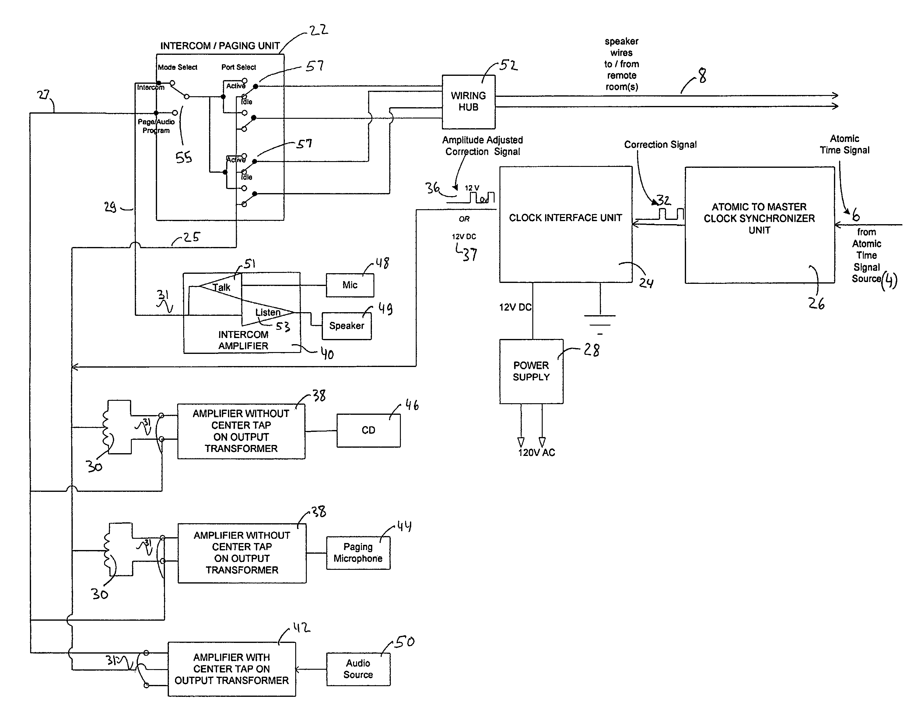 dukane intercom speaker wiring diagram fpe panel diagram