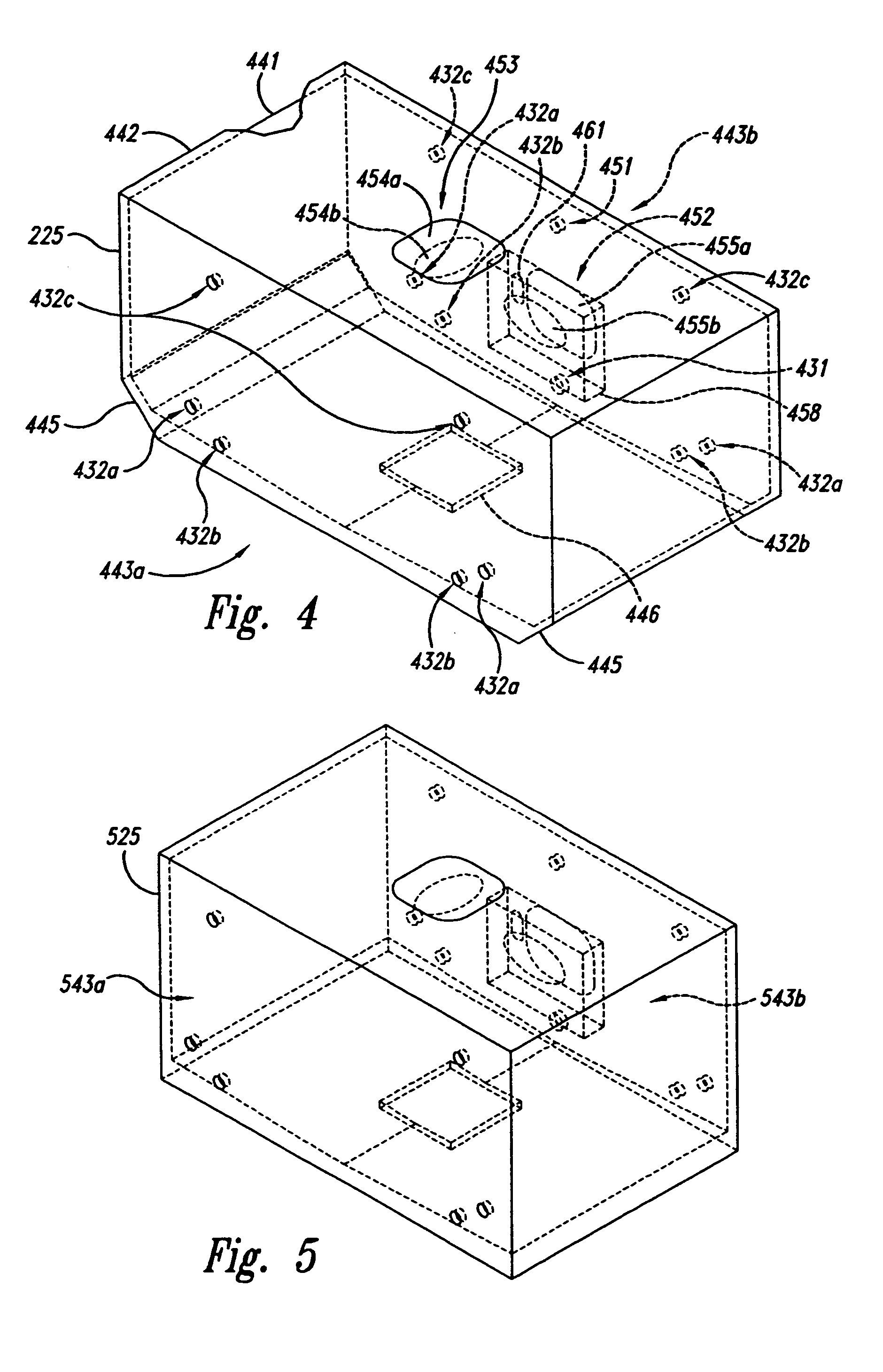Patent us7357355 auxiliary fuel tank systems for aircraft and patent drawing hexwebz Gallery