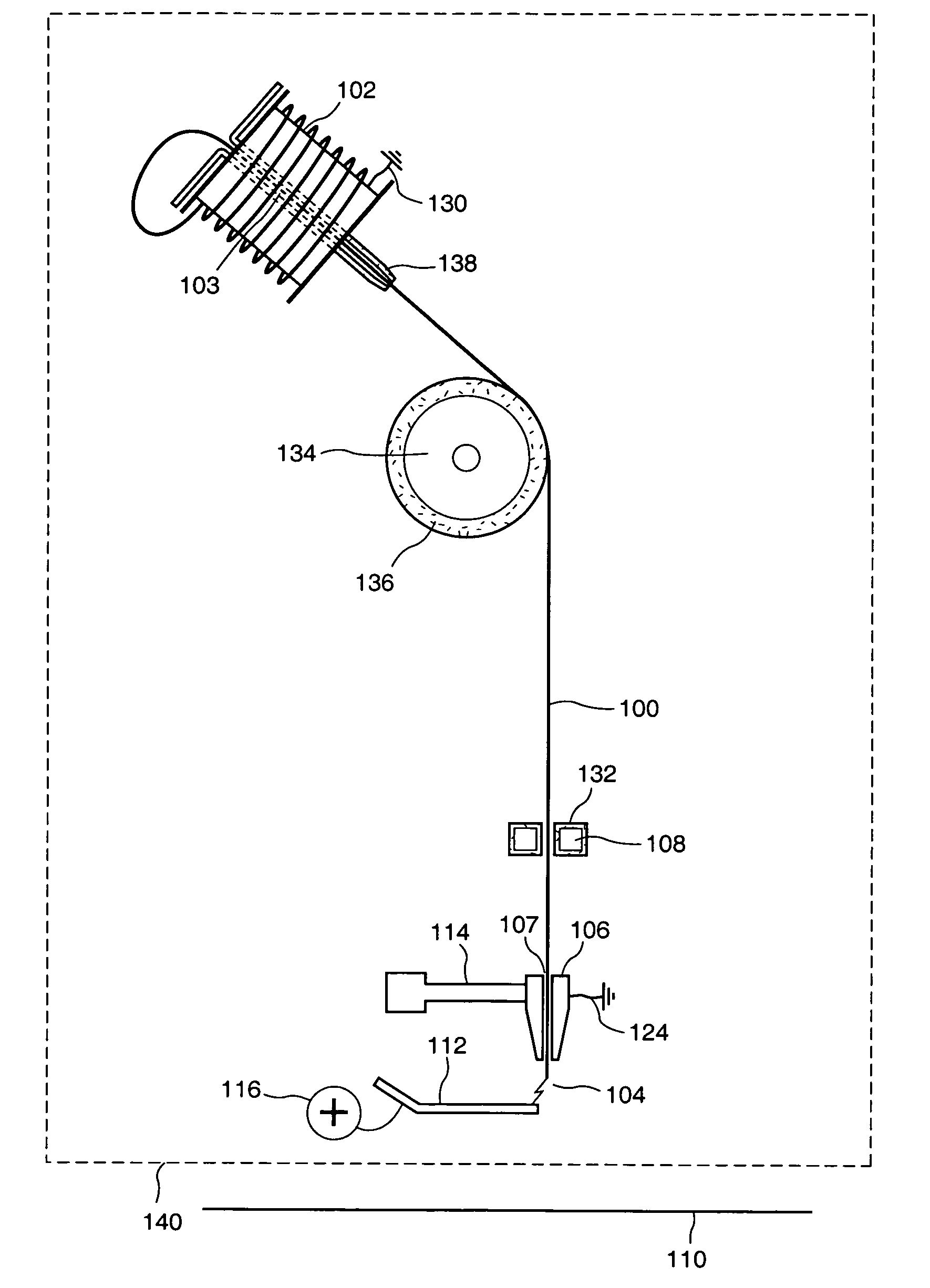 Patent US7360675 - Wire bonder for ball bonding insulated wire and ...