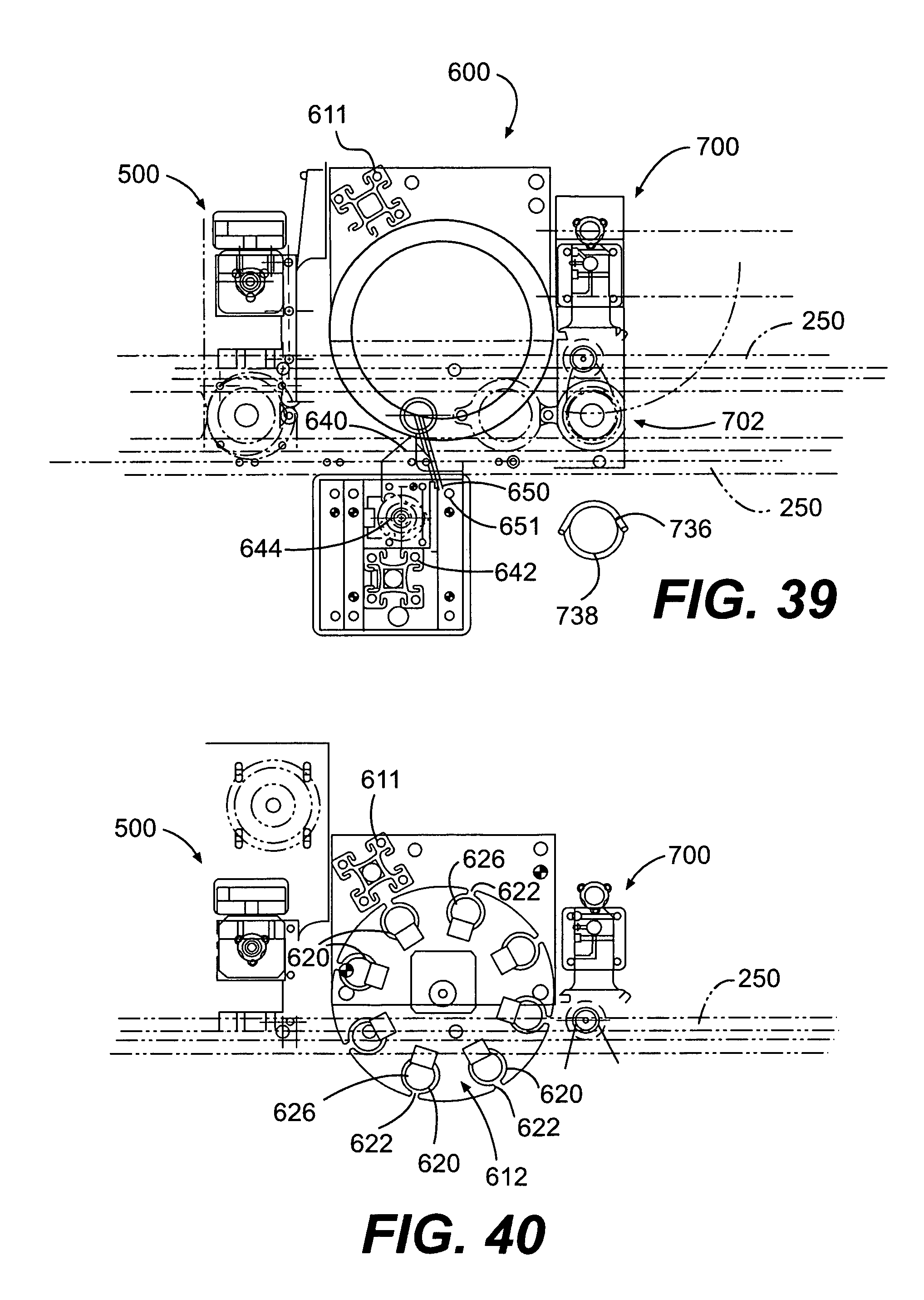 Patent Us7377027 Container Uncapping Mechanism Google Patents Circuit Using A Photointerrupter Electrical Engineering Stack Drawing