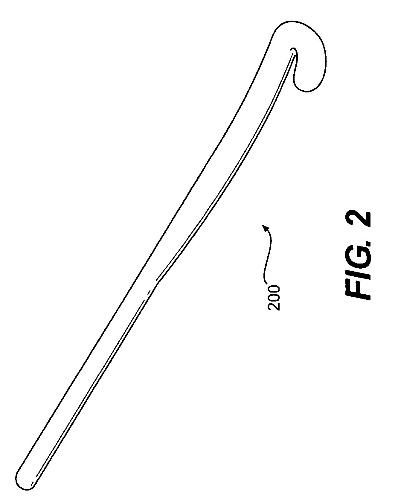 patent us7377865 bowed field hockey stick google patents