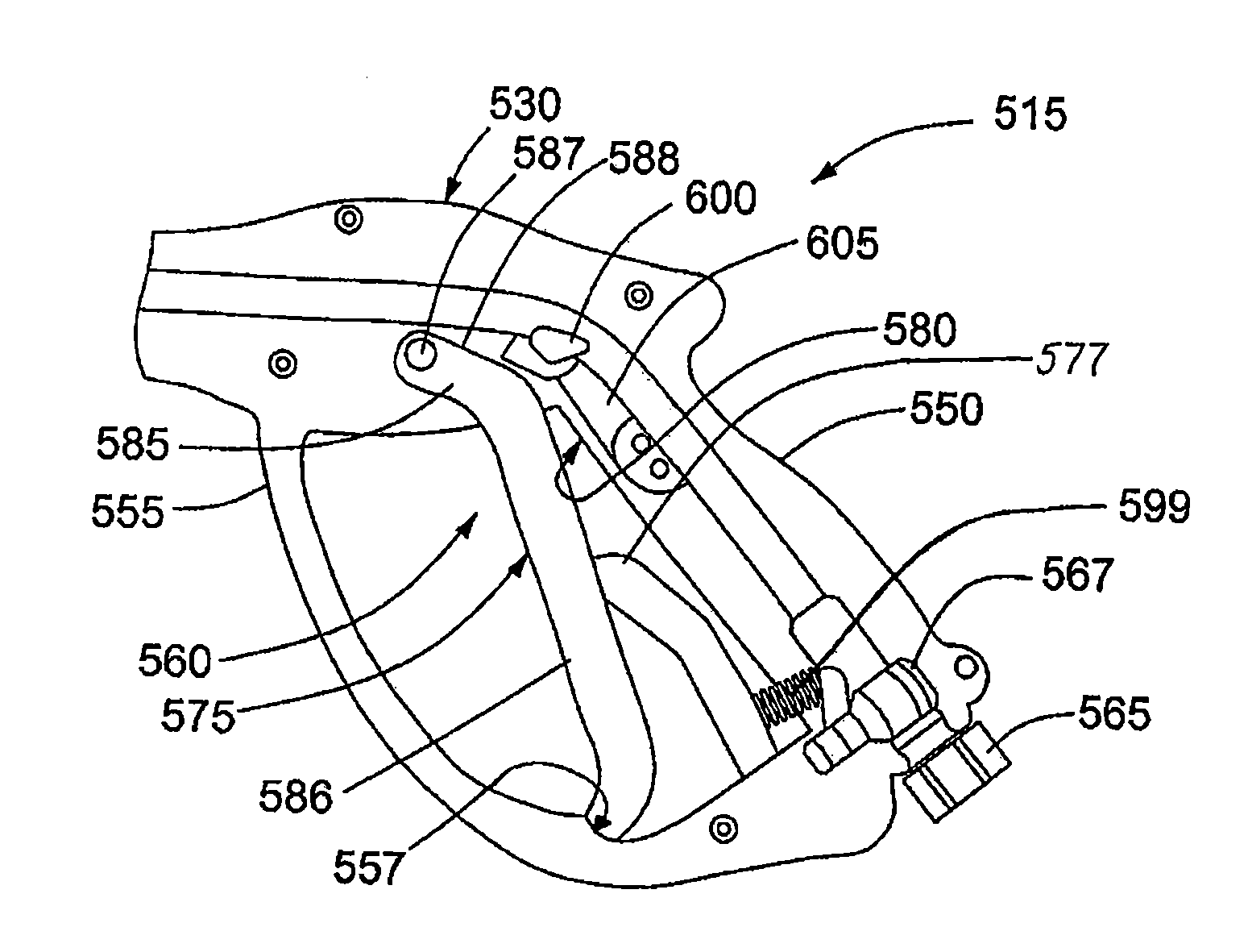 patent us7389949 pressure washer trigger lock google patents