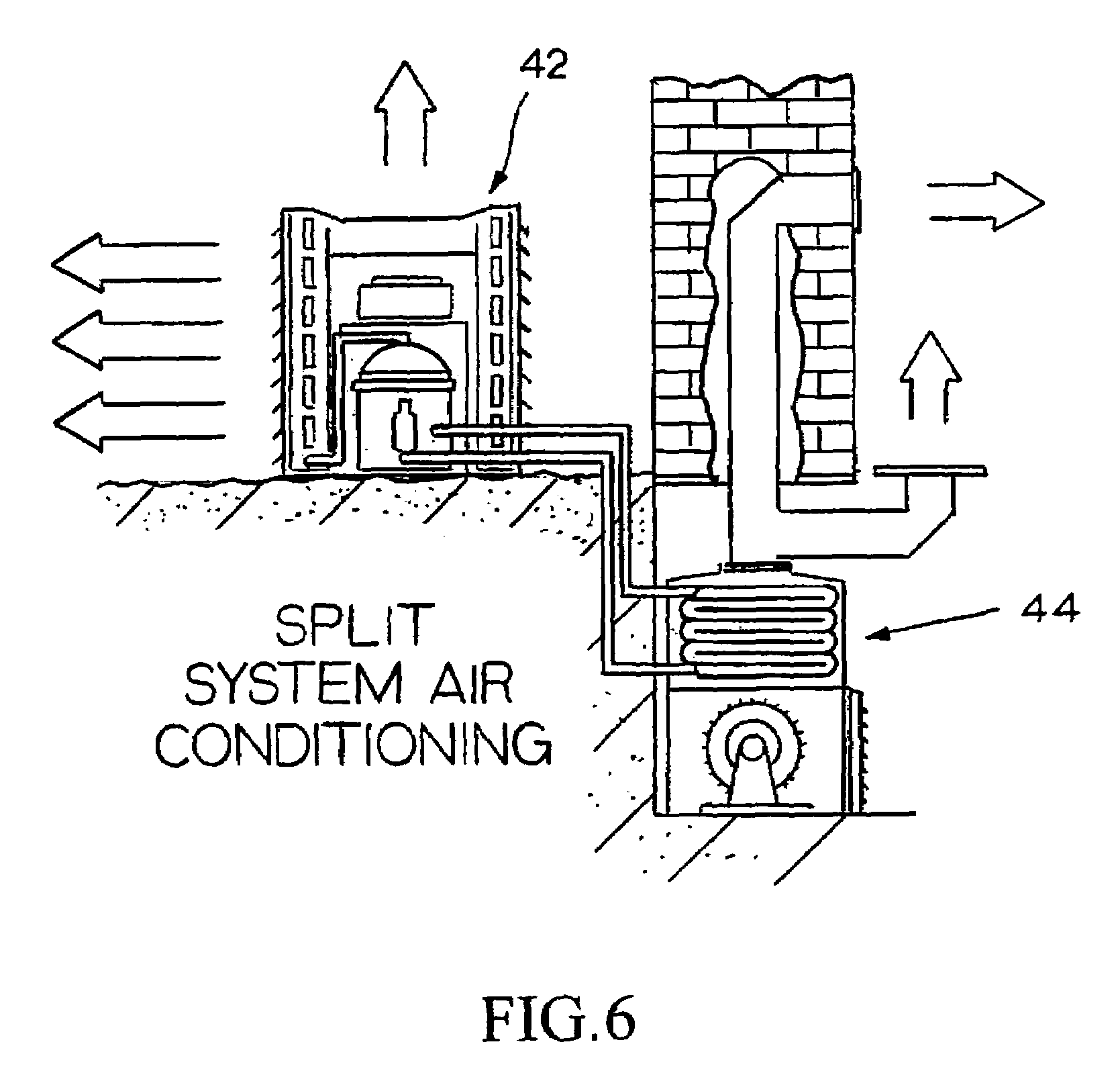 Automated air conditioner drain line clean out system   Patents #666666
