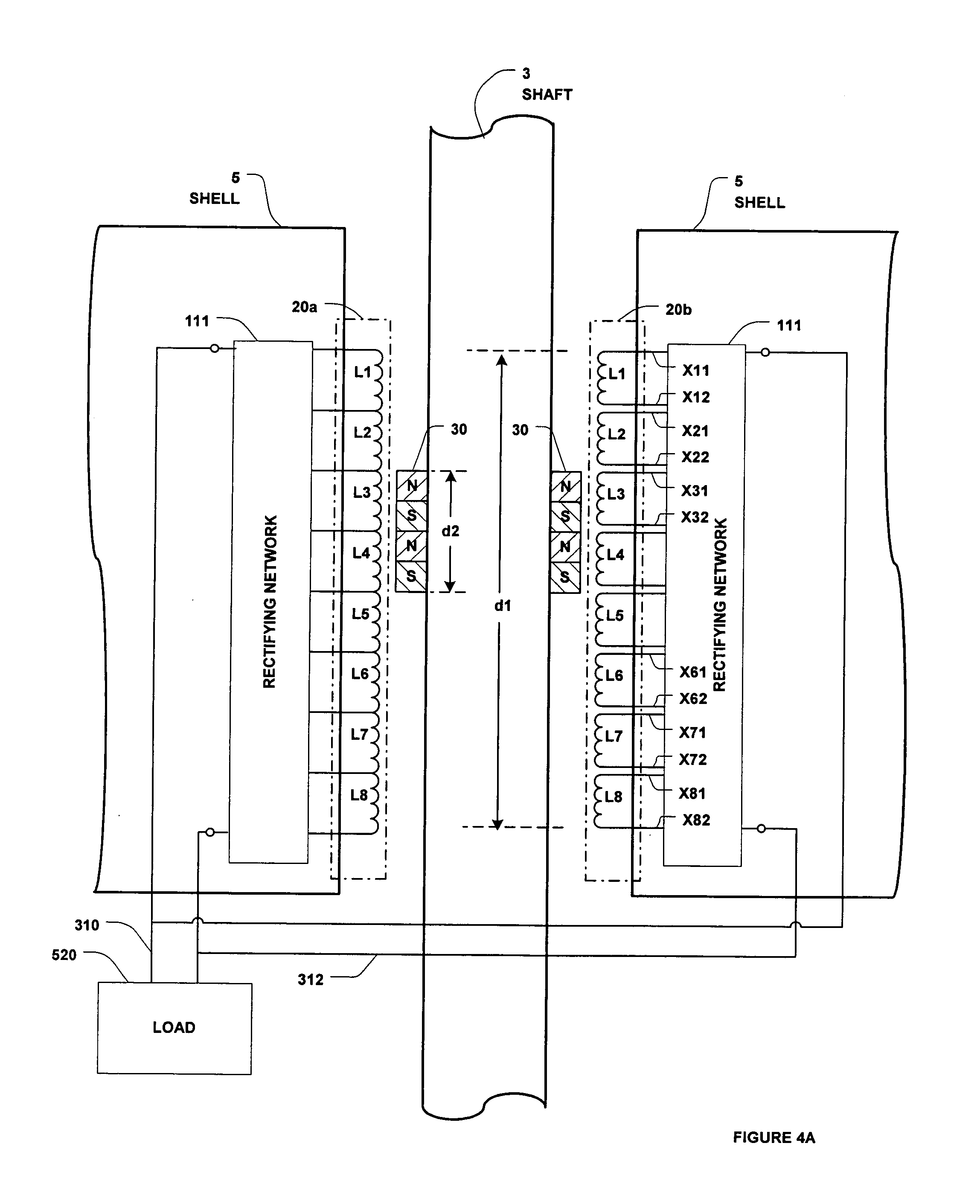Patent US Circuitry for increasing efficiency of a linear