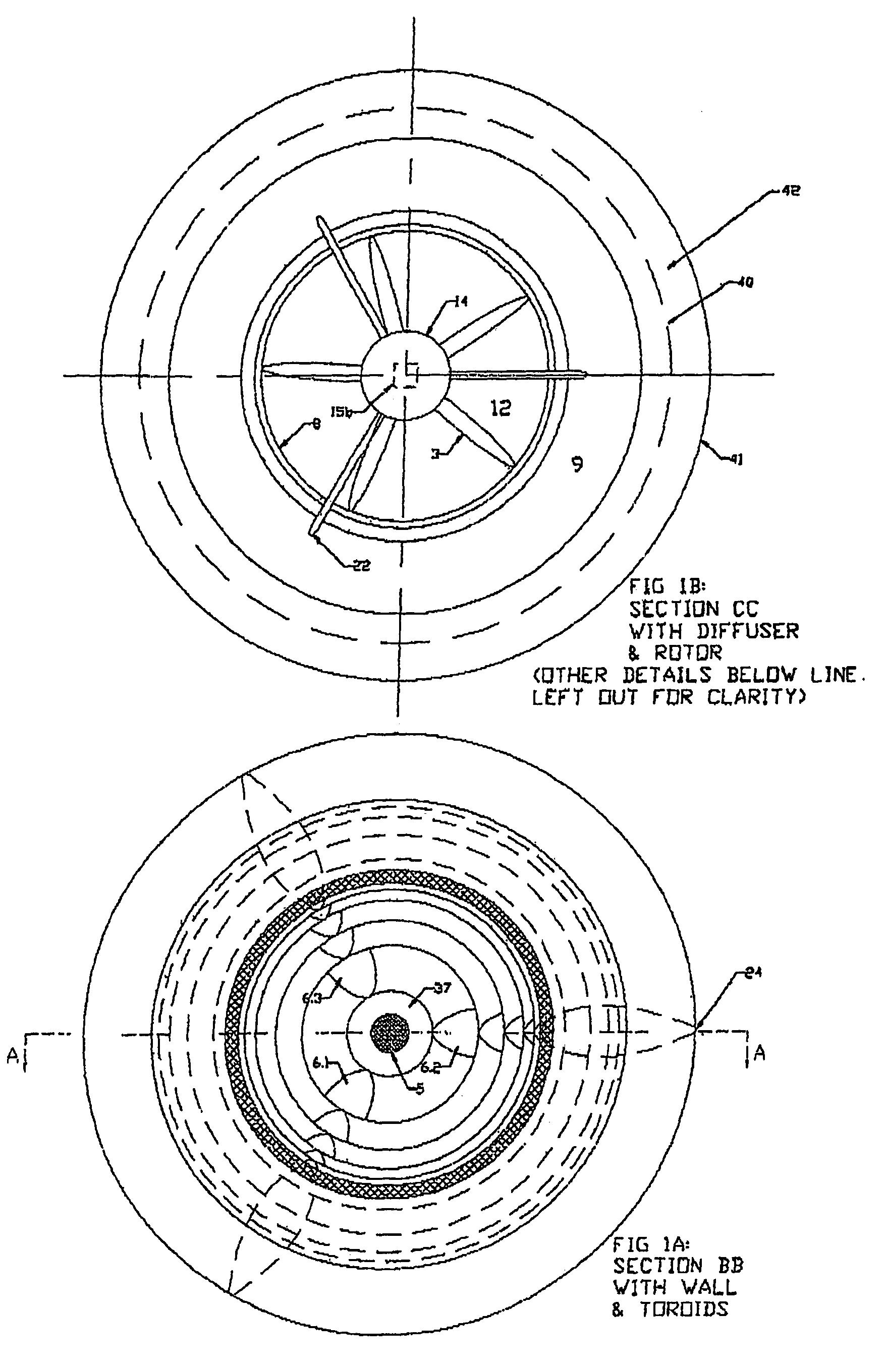 patent us7400057 - omni-directional wind turbine