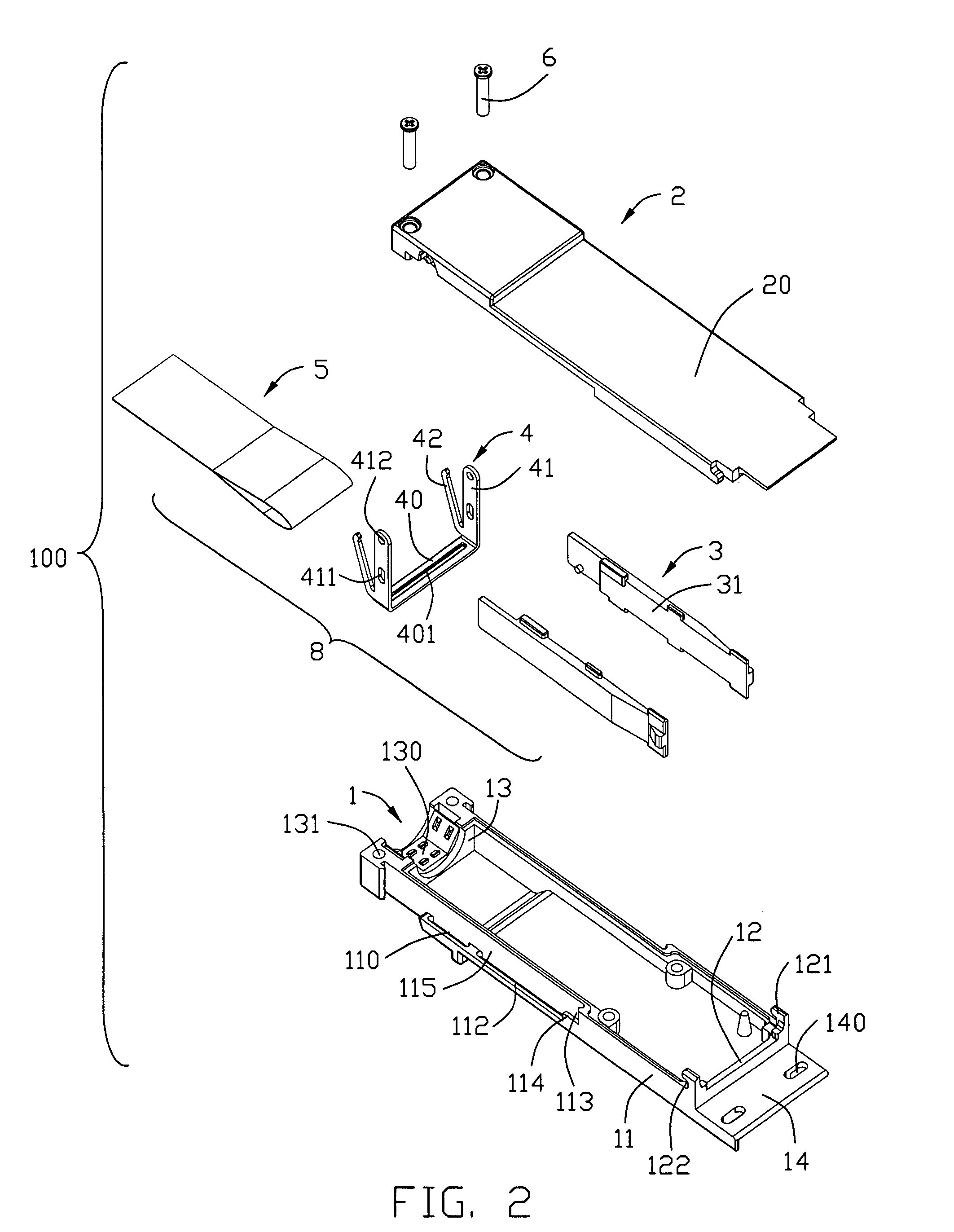 patent us7402070 - latch mechanism with spring back function