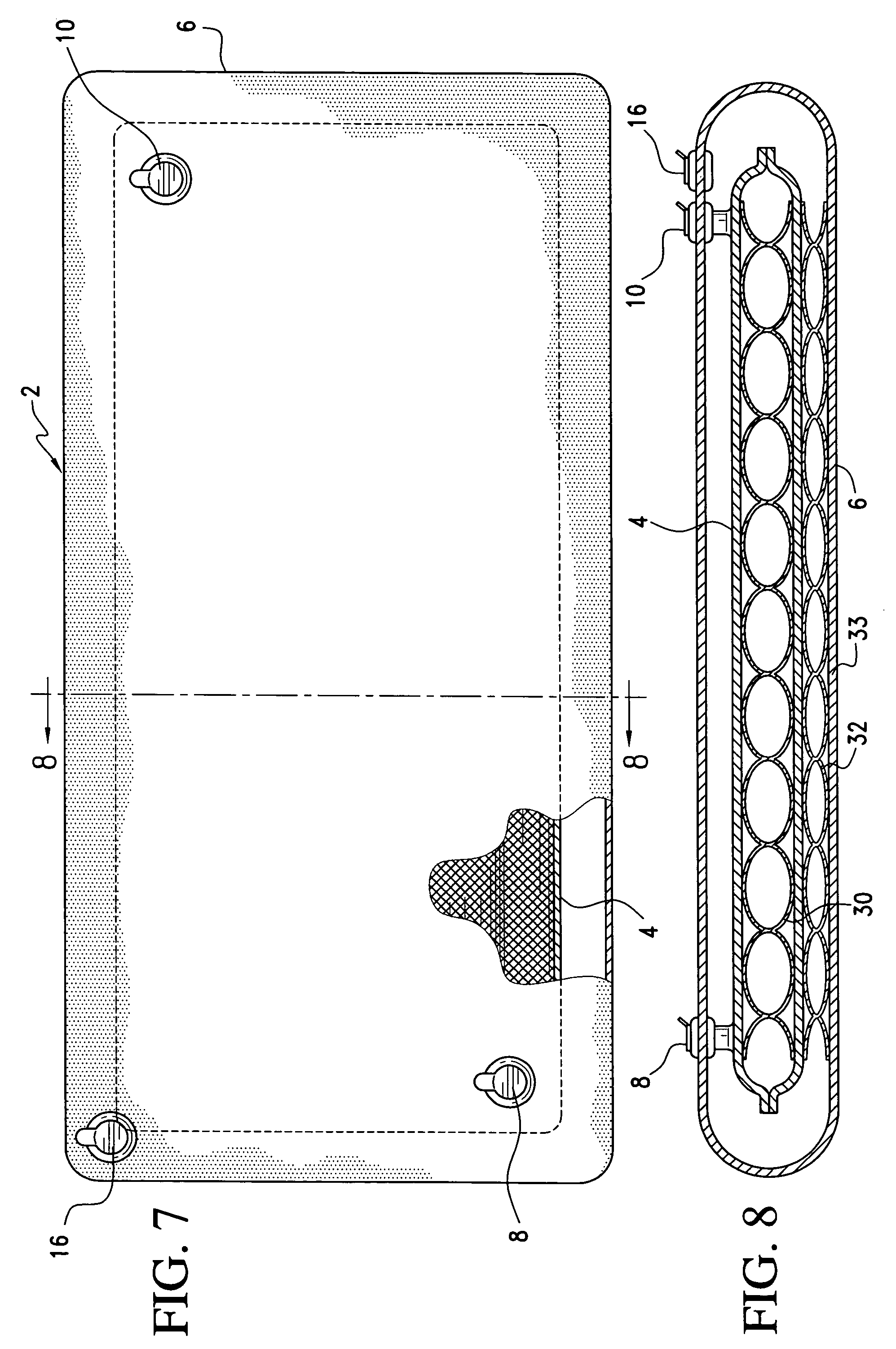 Patent US Solar water desalination purification device