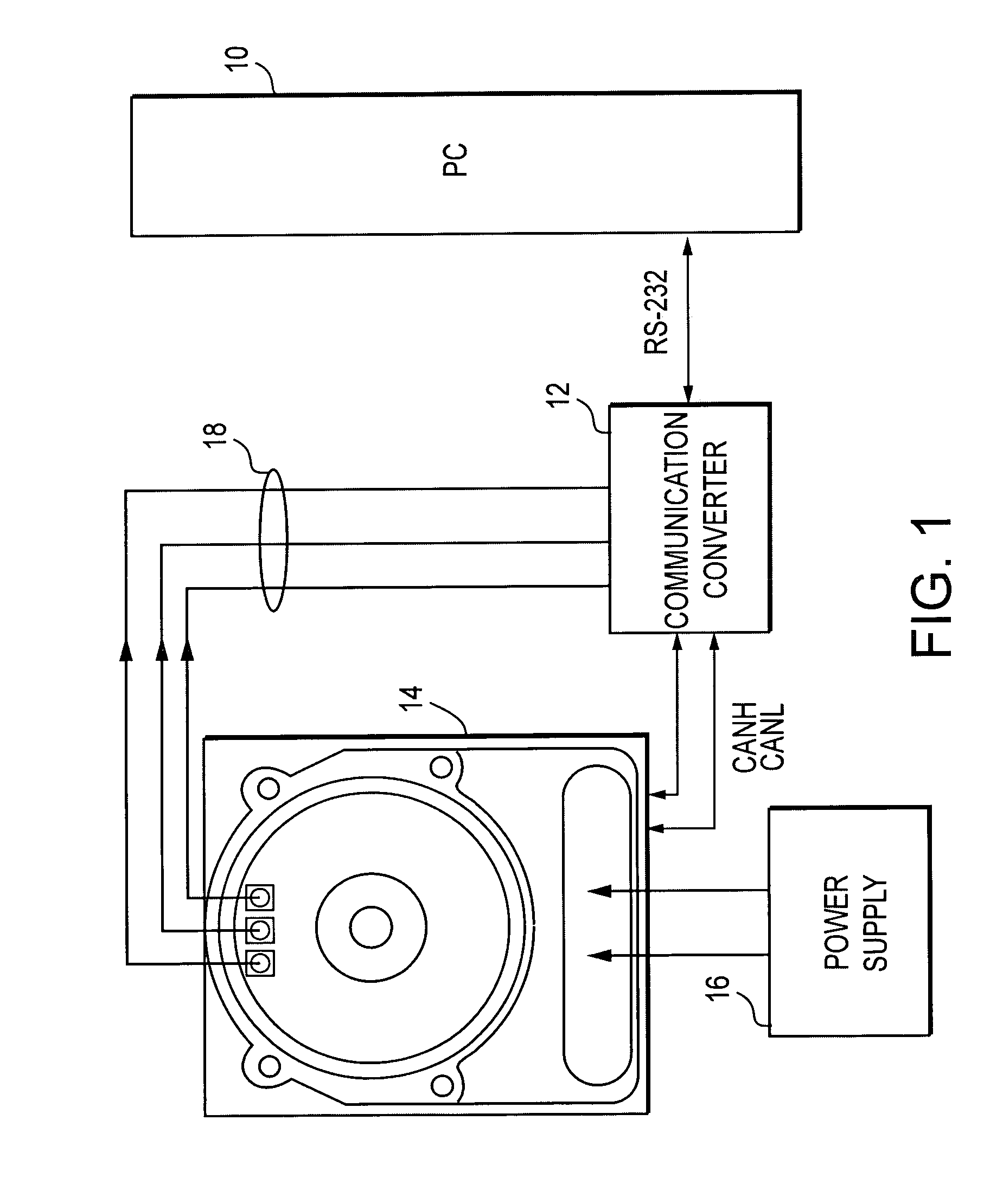 patent us7423396 - hall sensor alignment for bldc motor