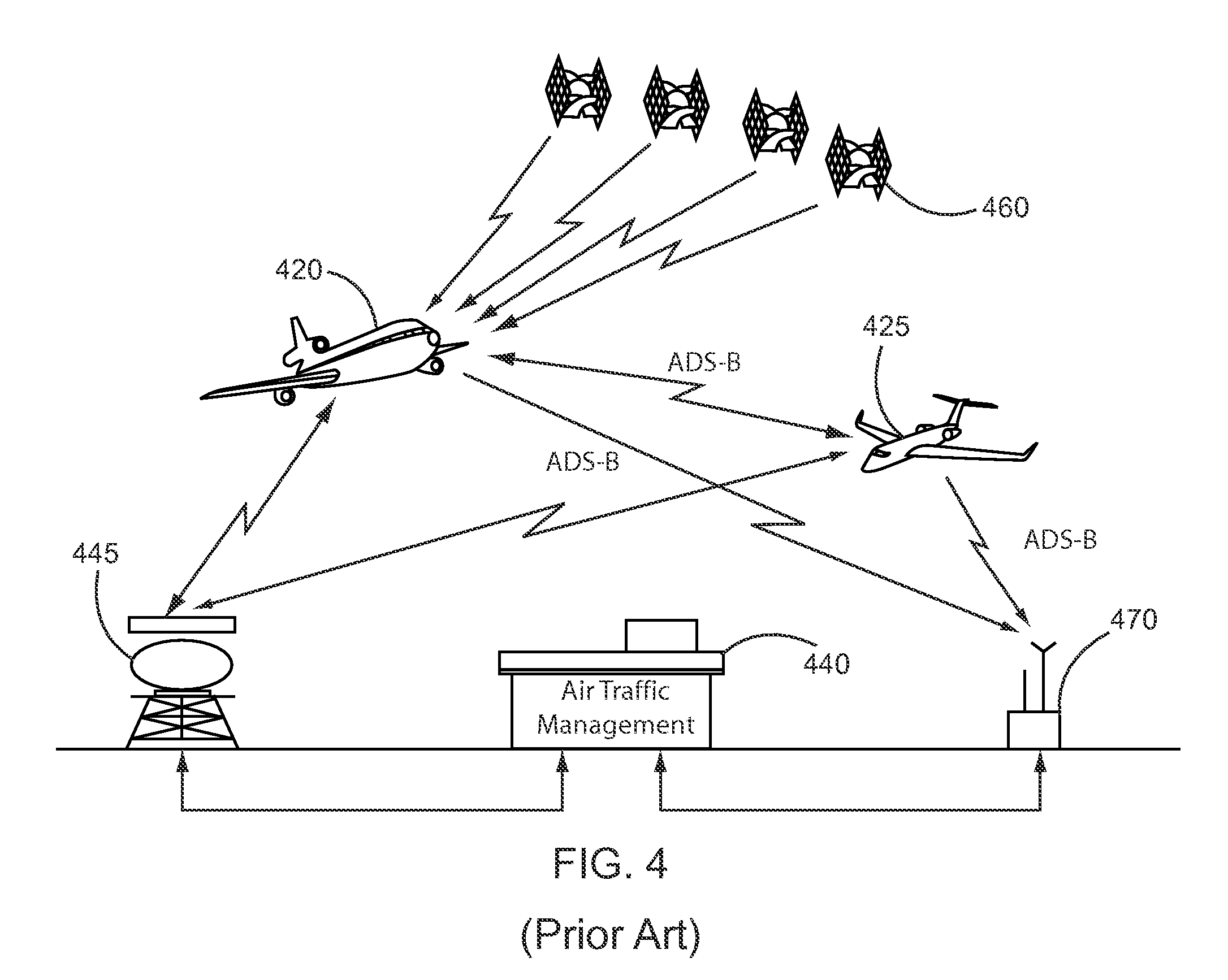patent us  method and apparatus for improving adsb, wiring diagram