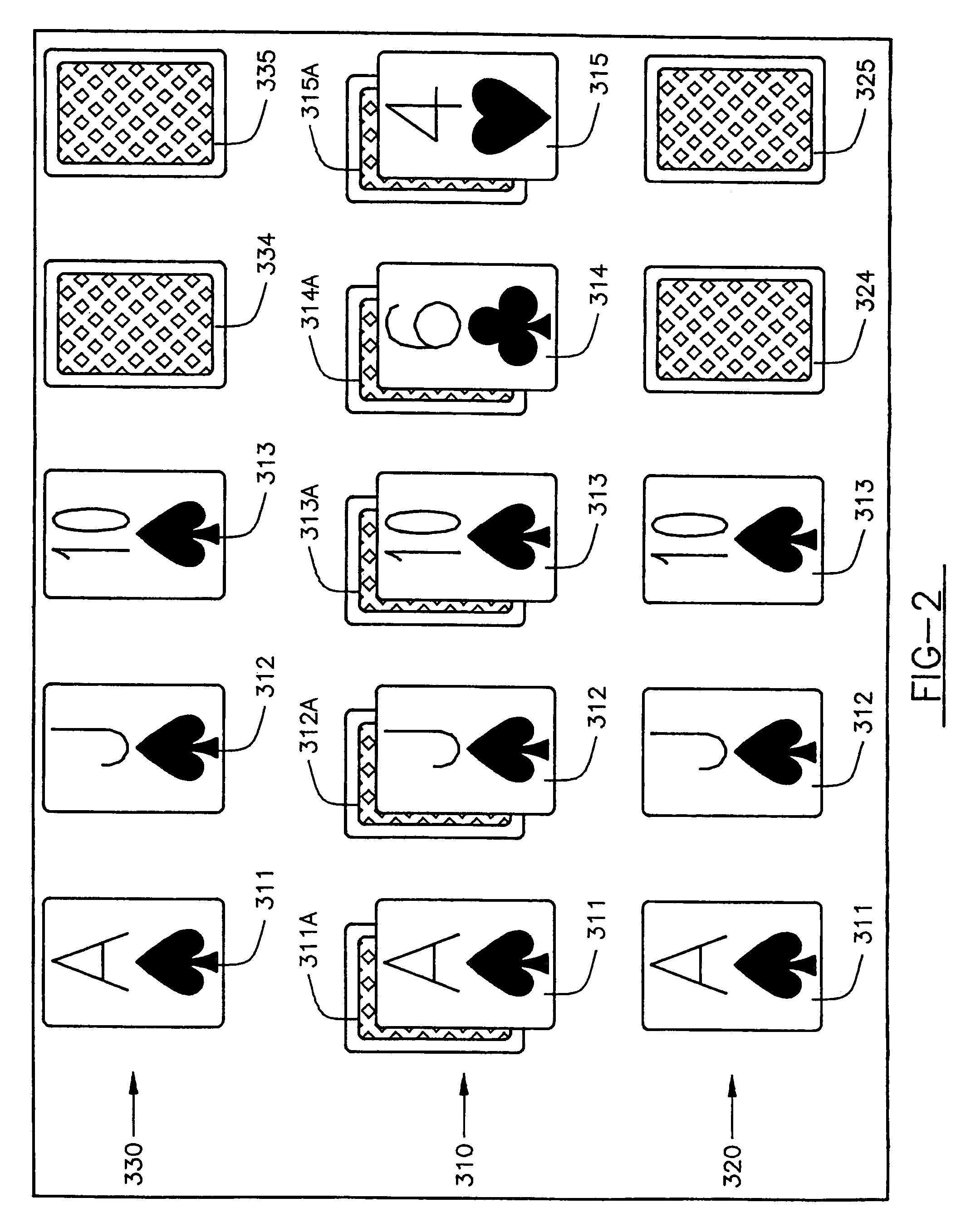 2 card poker hand rankings mnemonic devices