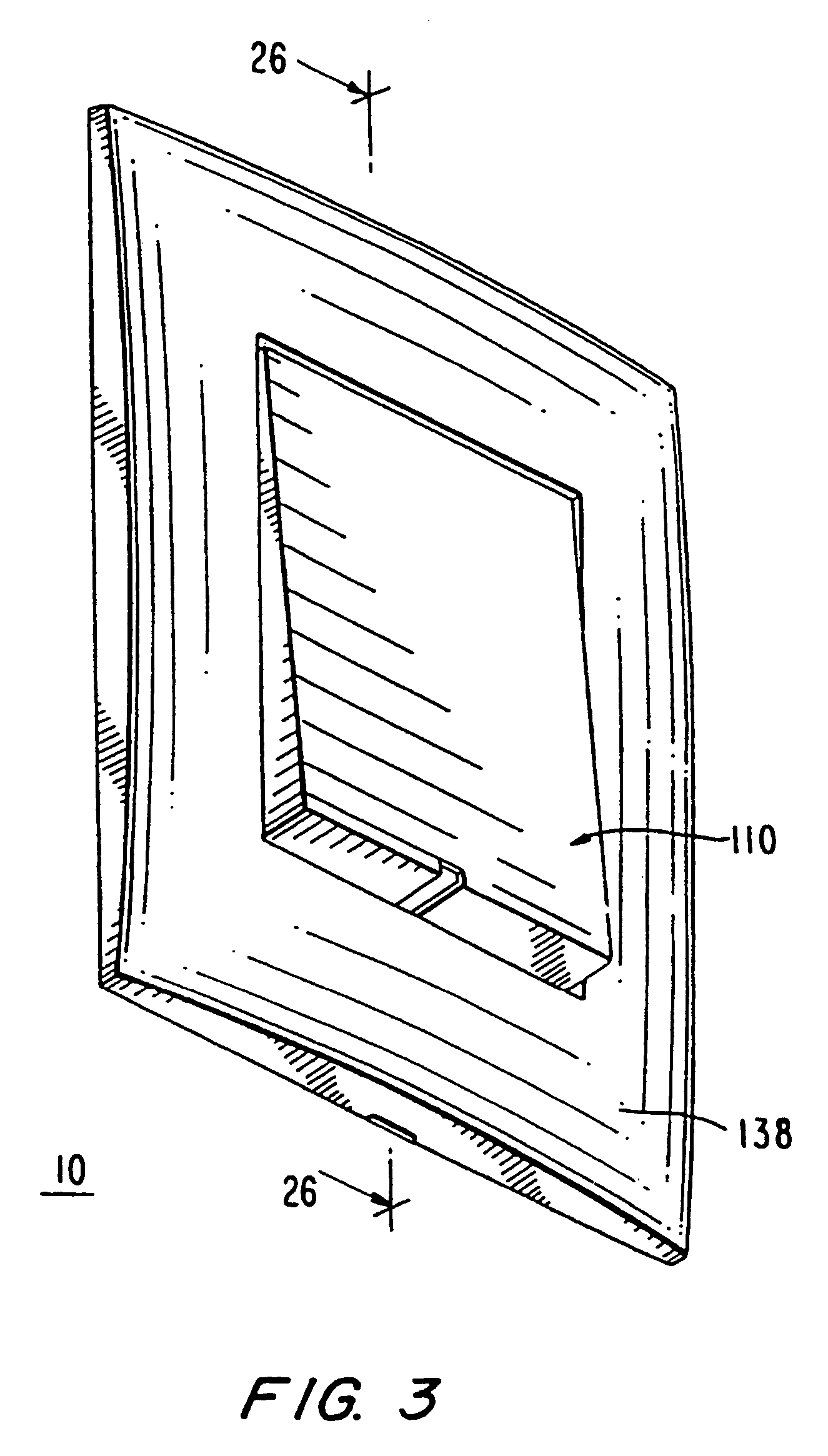 patent us7456360 - electrical receptacle assembly having a clip