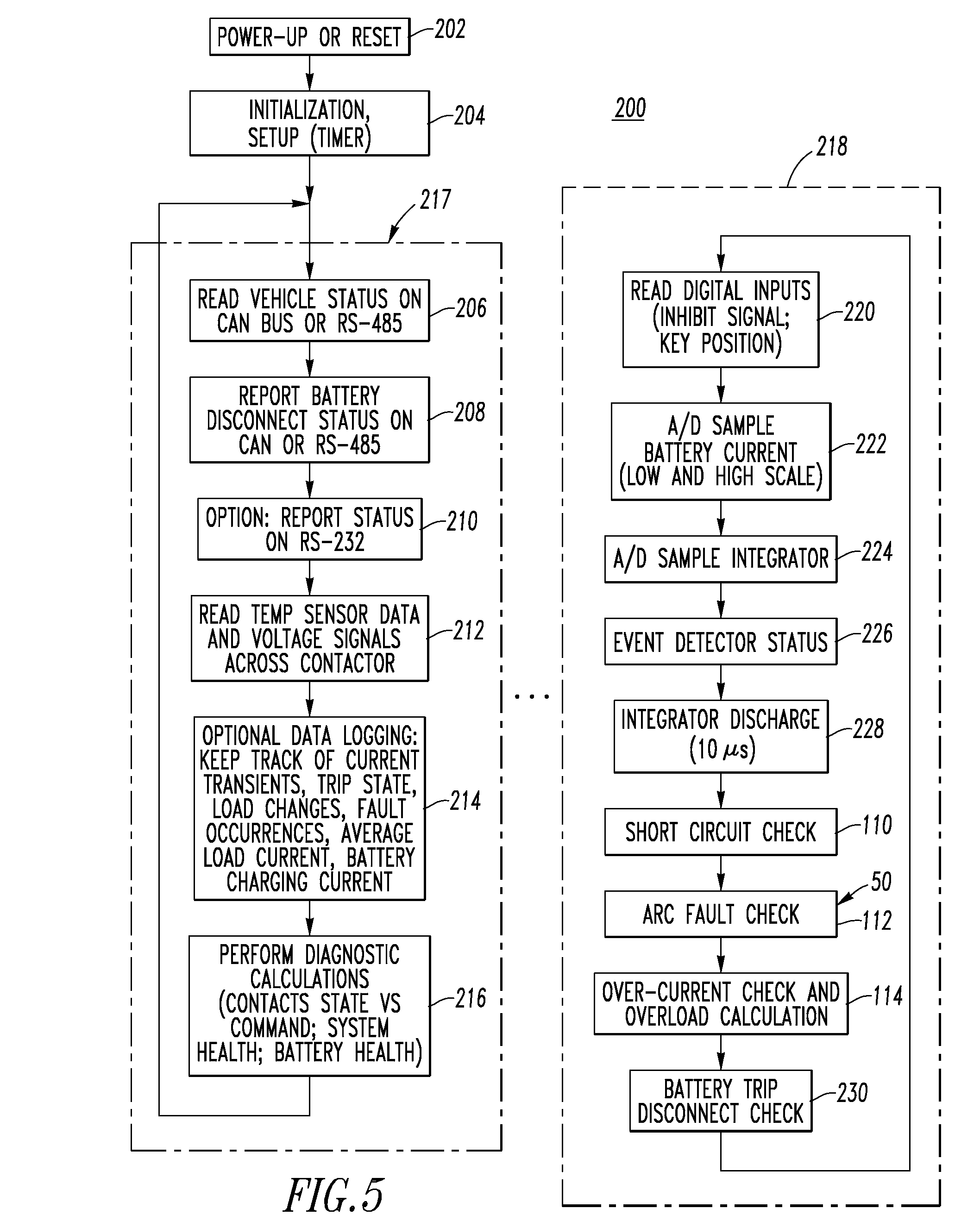 US07460344 20081202 D00004 patent us7460344 direct current and battery disconnect apparatus intellitec battery disconnect wiring diagram at gsmx.co