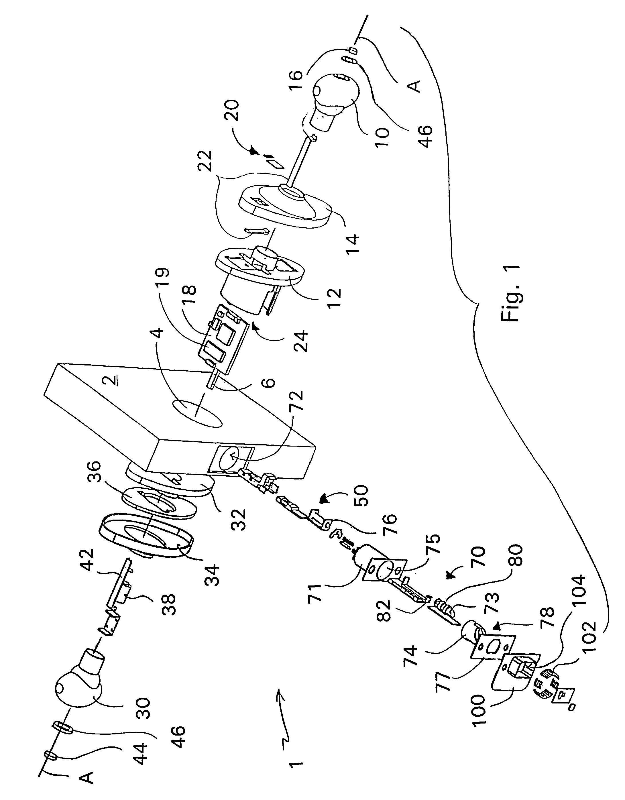 Patent Us7463132 Door Lock And Operation Mechanism