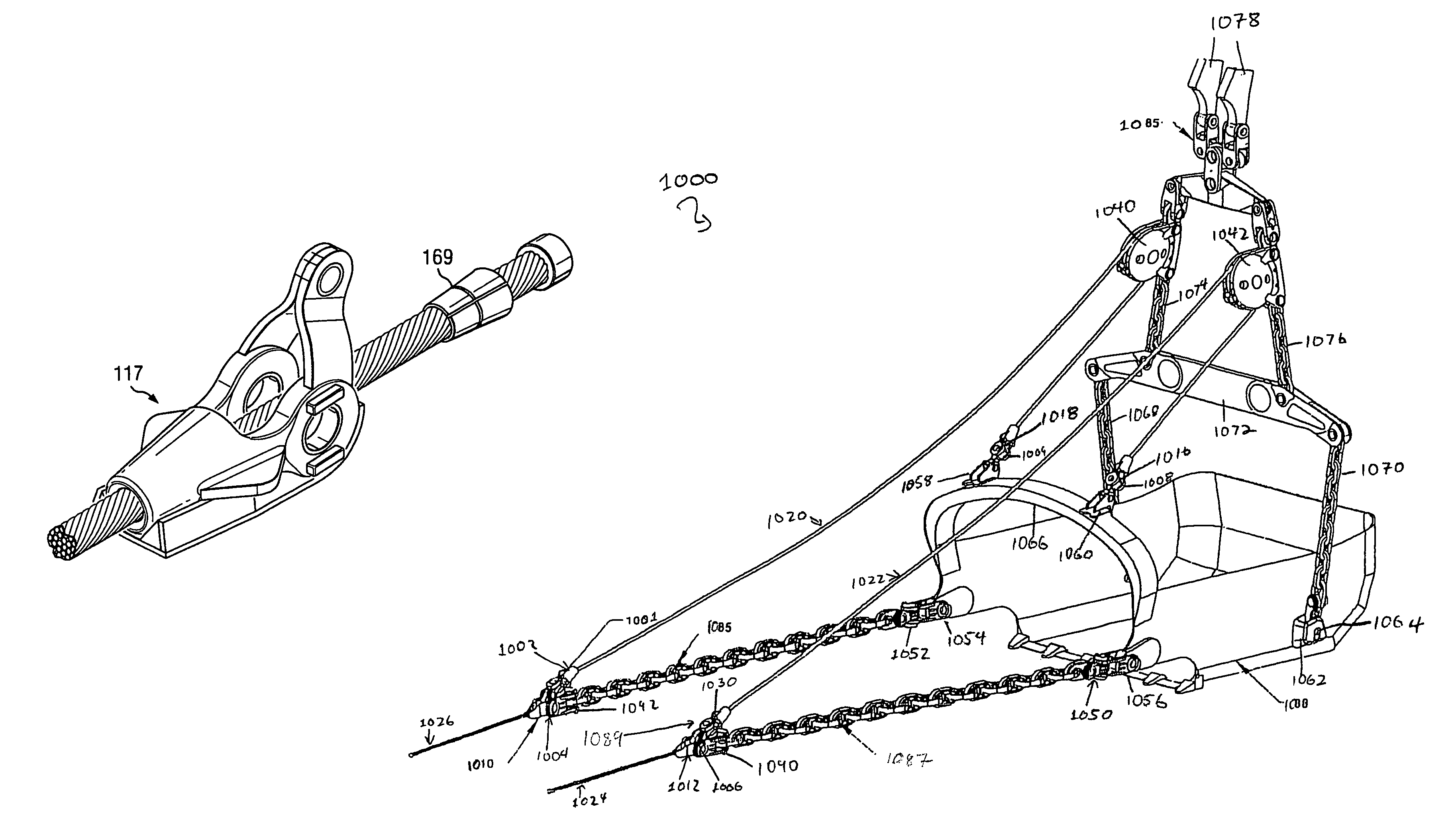 Patent US7472502 - Apparatus for termination of a wire rope used ...