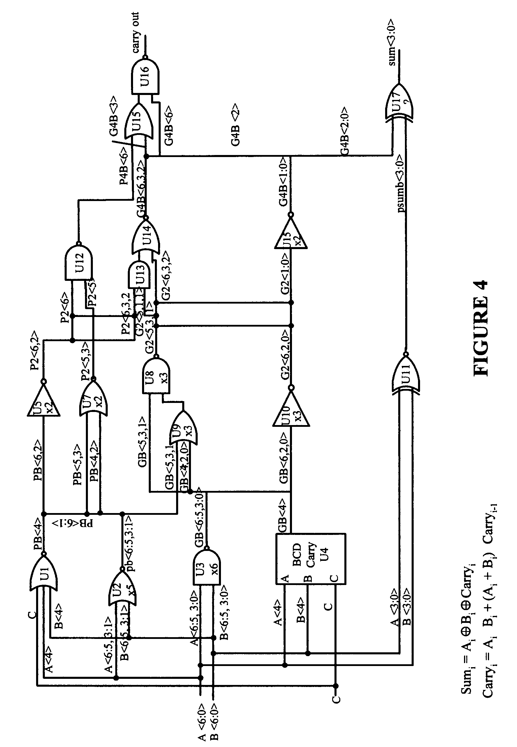 patent us7477171 - binary-to-bcd conversion