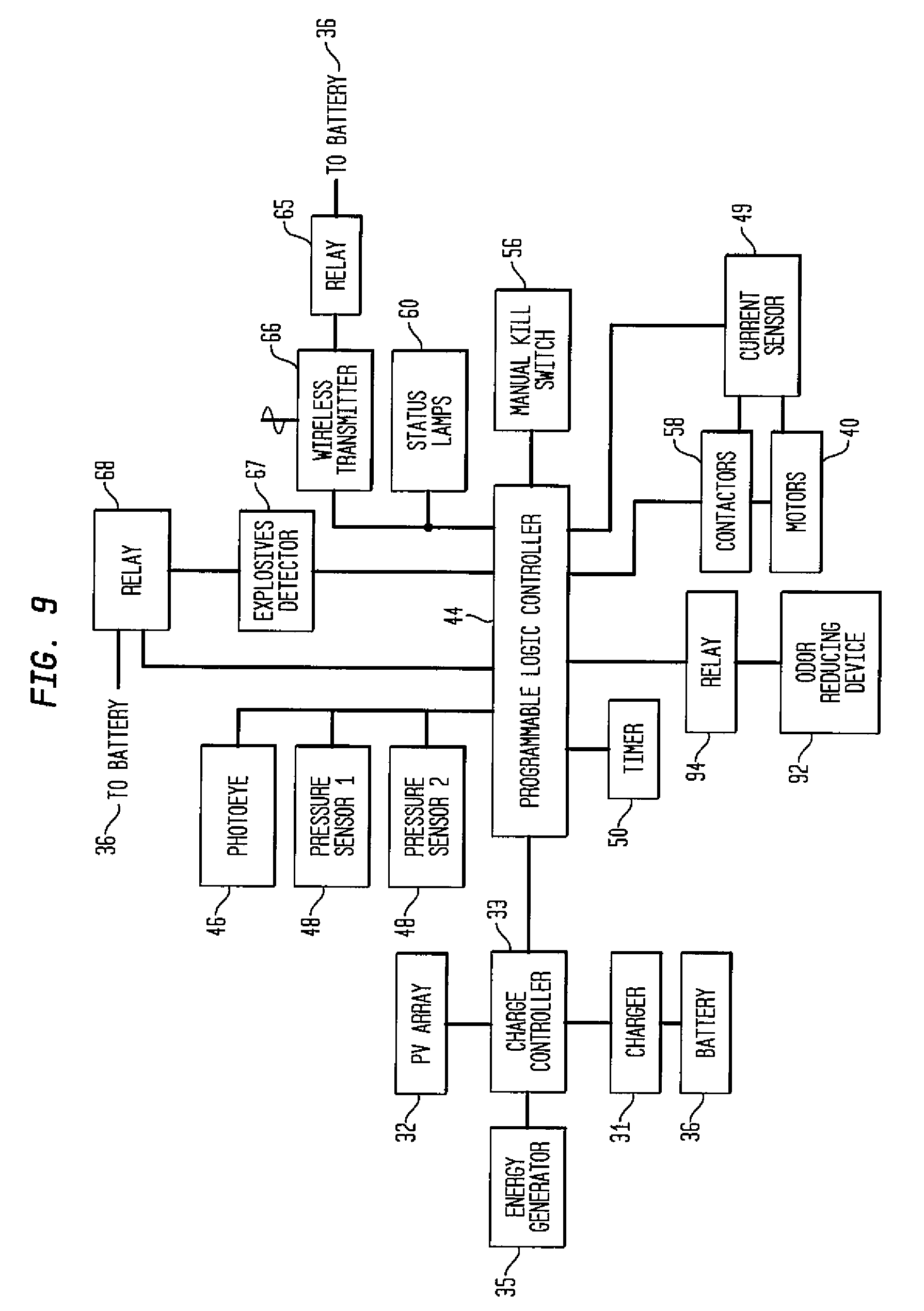 patent us7481159 - solar powered compaction apparatus