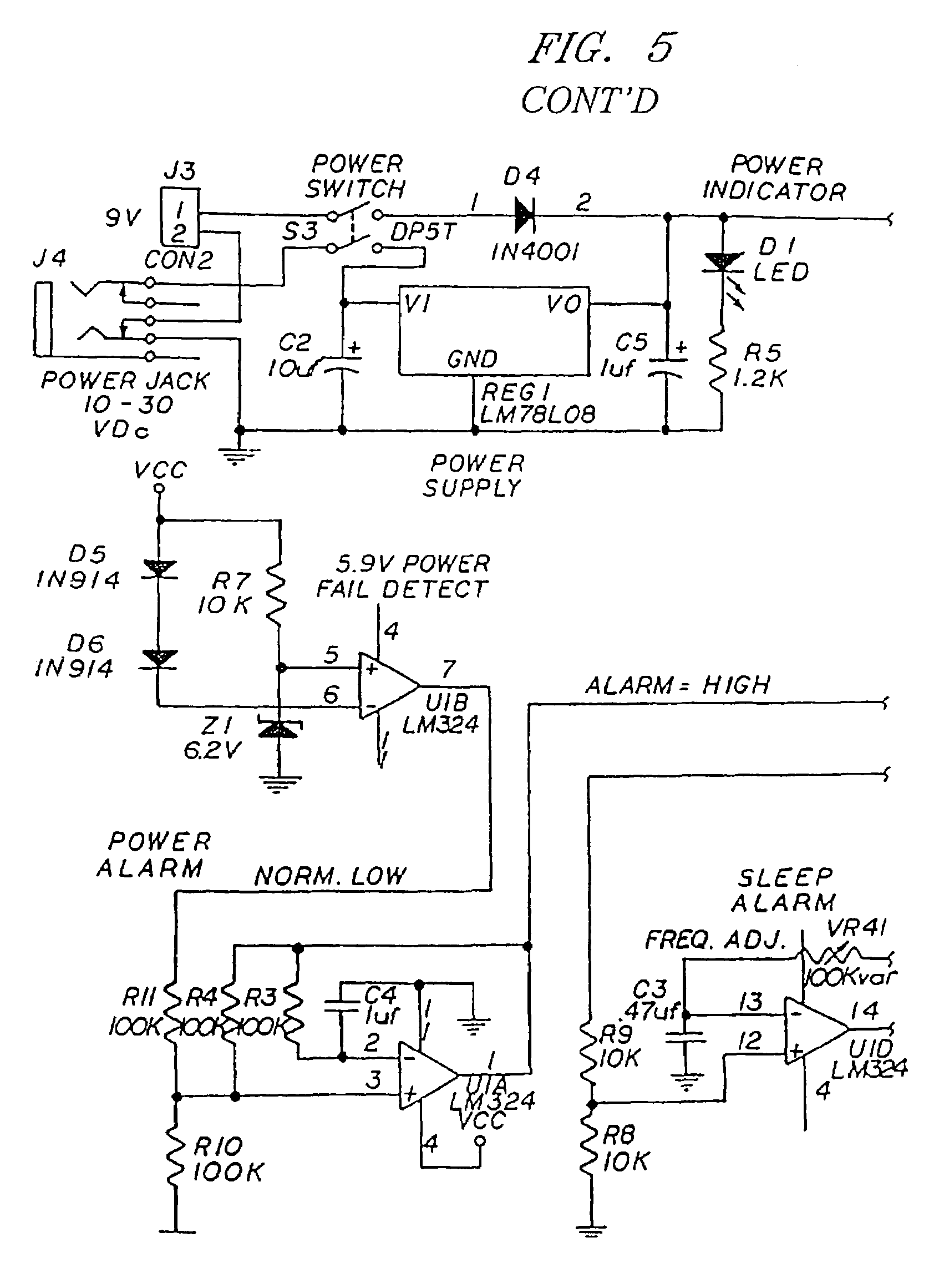patent us7488294 biosensors, communicators, and controllers on simple comfort 2210 wiring diagram
