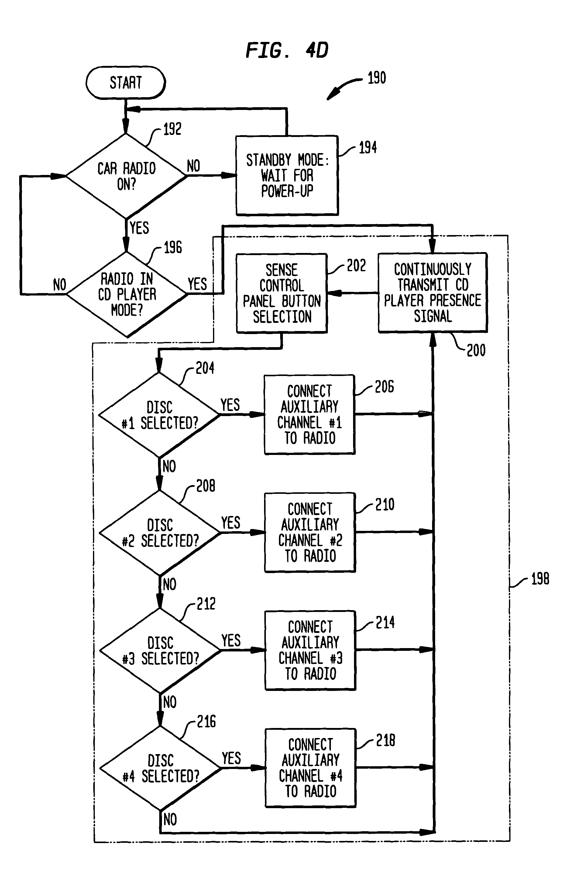US07489786 20090210 D00015 patent us7489786 audio device integration system google patents  at edmiracle.co
