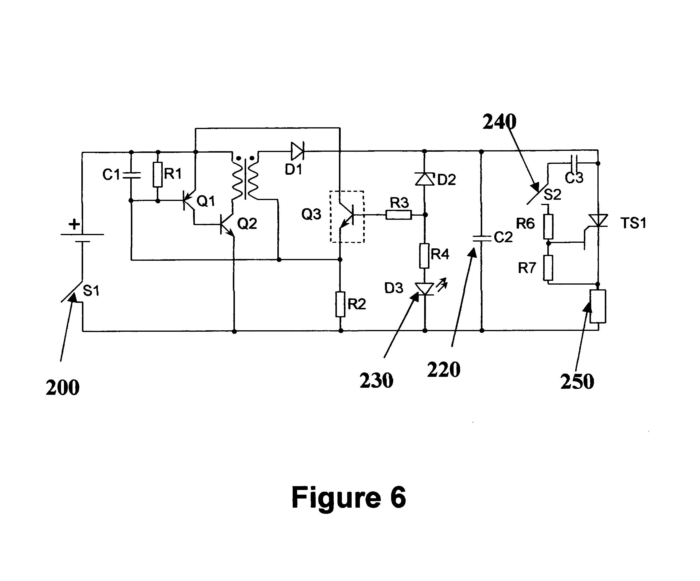 Patent US7494492 - Skin treatment device
