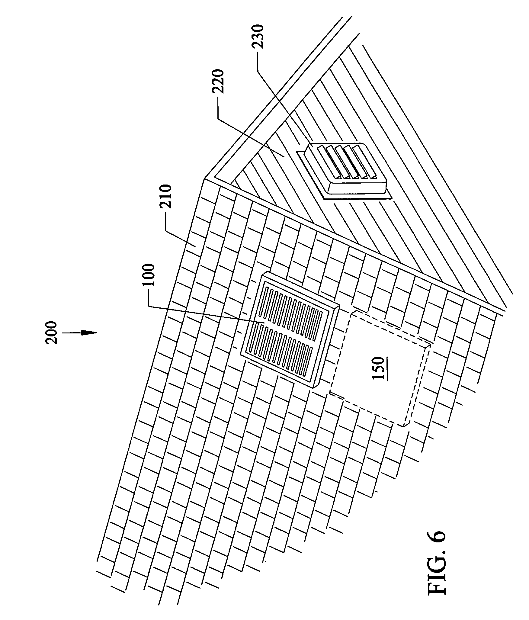 Patent Us7507151 High Efficiency Solar Powered Fan