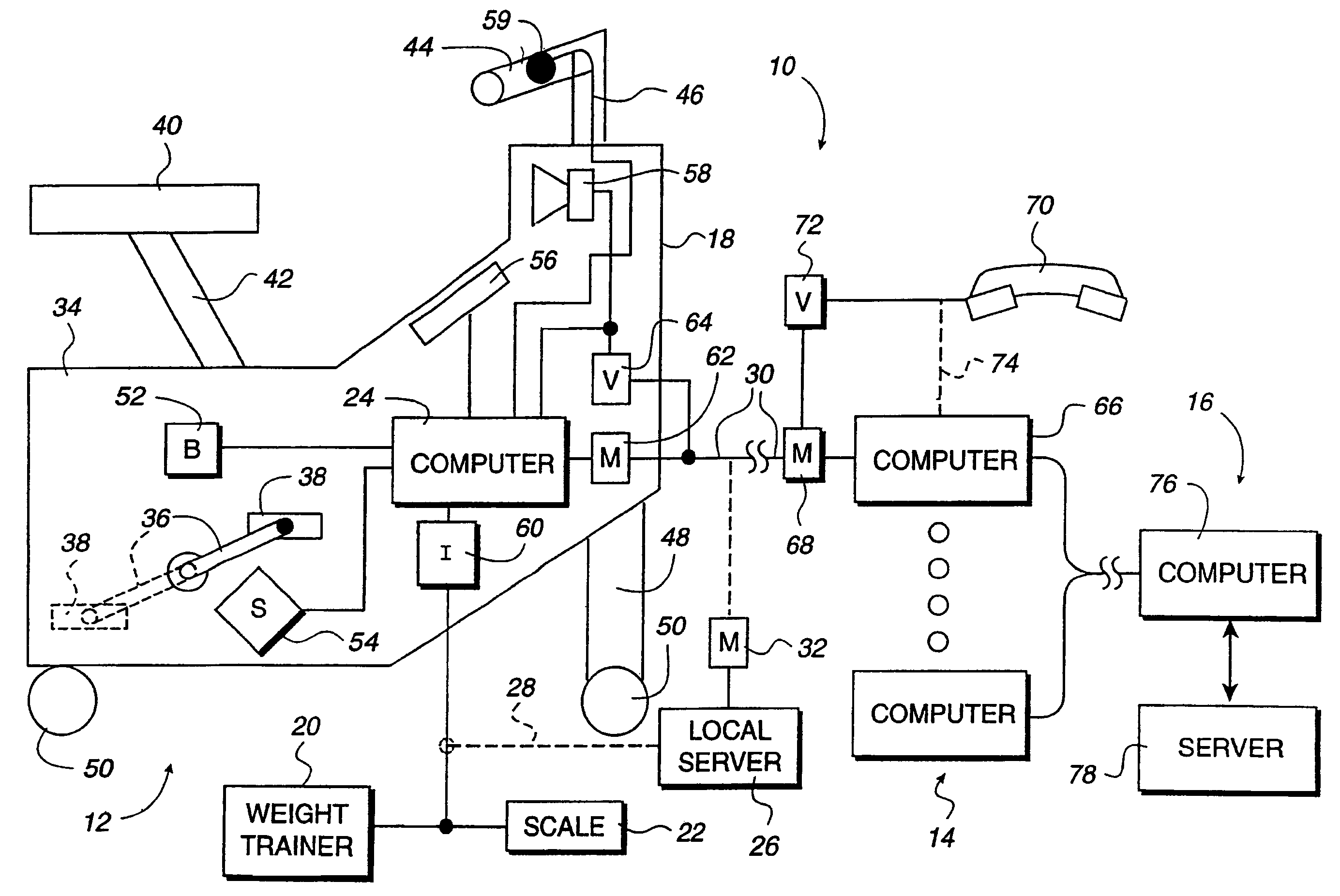 patent us7510509 method and apparatus for remote interactive patent drawing