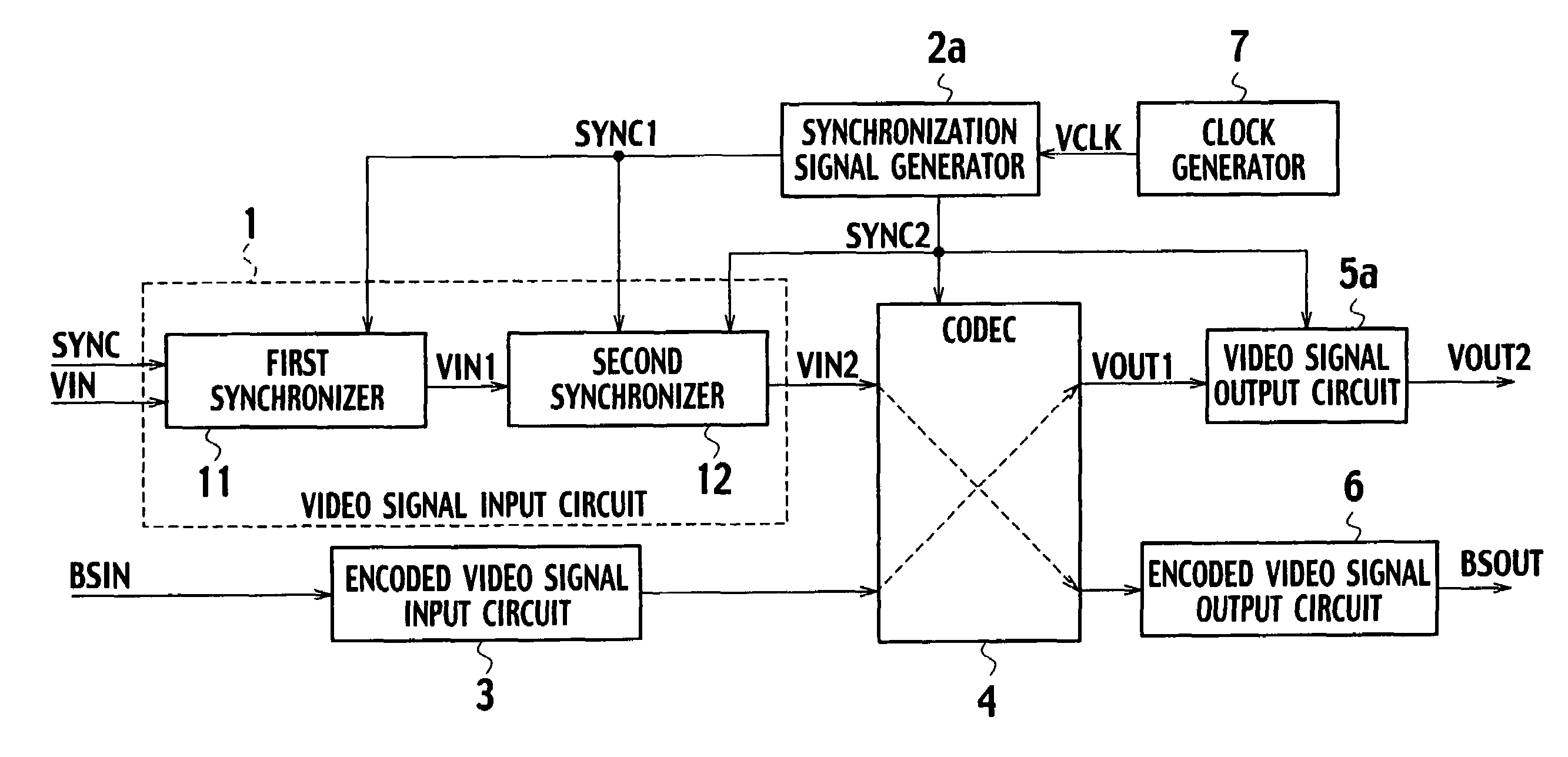 Vdo Synchronizer Wiring Diagram Electrical Diagrams Gauge Patente Us7511760 Video Signal Processor And Method For Processing Street Rod