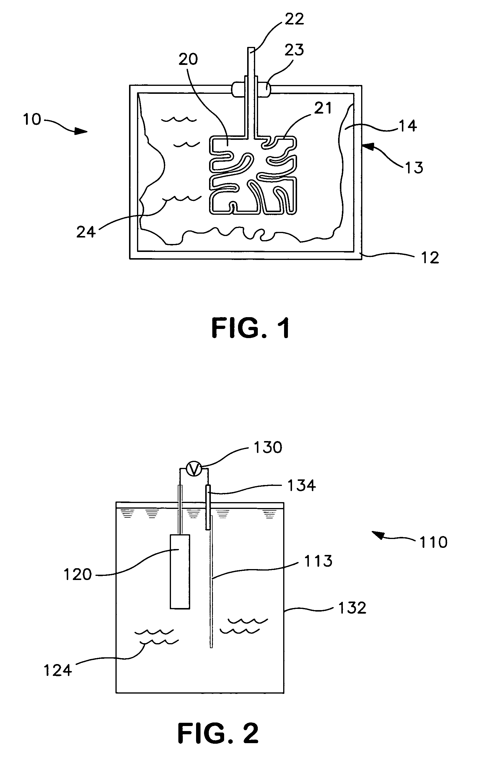 Patent Us7511943 Wet Electrolytic Capacitor Containing A Cathode Tantalum Multiple Anode Drawing