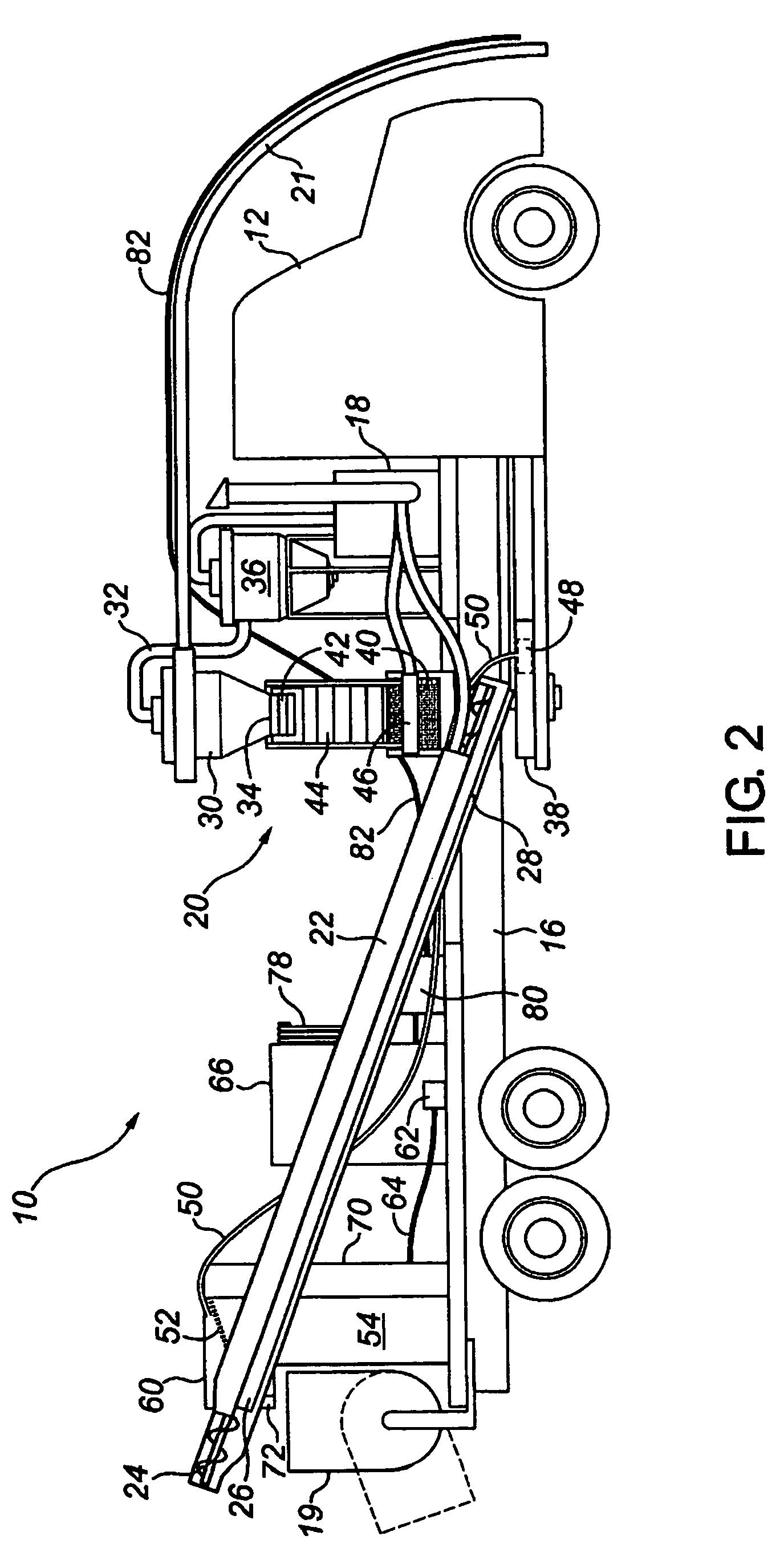 Patent US7523570 Vacuum truck solids handling apparatus Google – Dodge Ram Hemi Engine Diagram