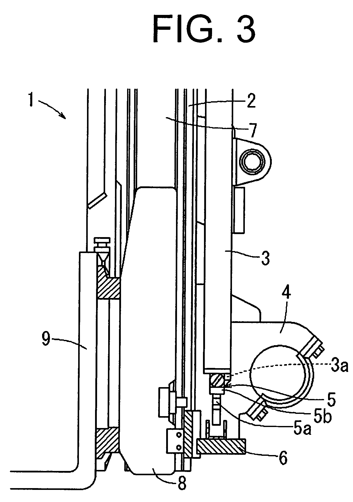 Patent US7523808 - Mast assembly in forklift truck - Google Patents